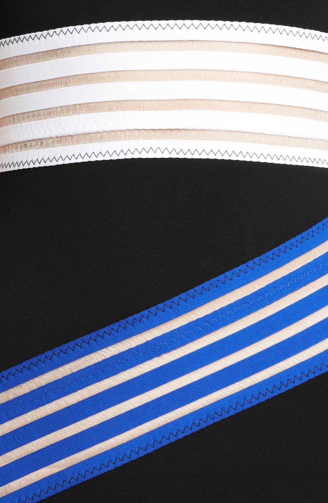 Alternate Image 3  - Christopher Kane Multicolor Tape Dress