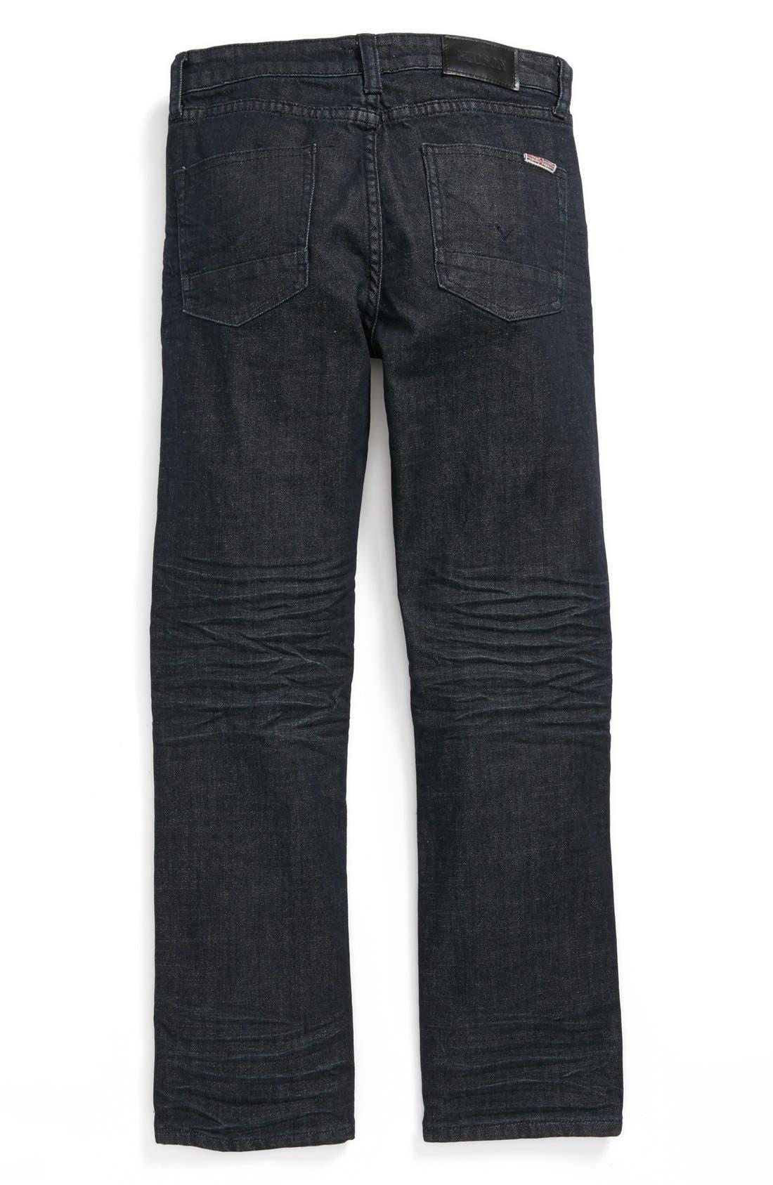 Main Image - Hudson Kids 'Parker' Straight Leg Jeans (Little Boys & Big Boys)