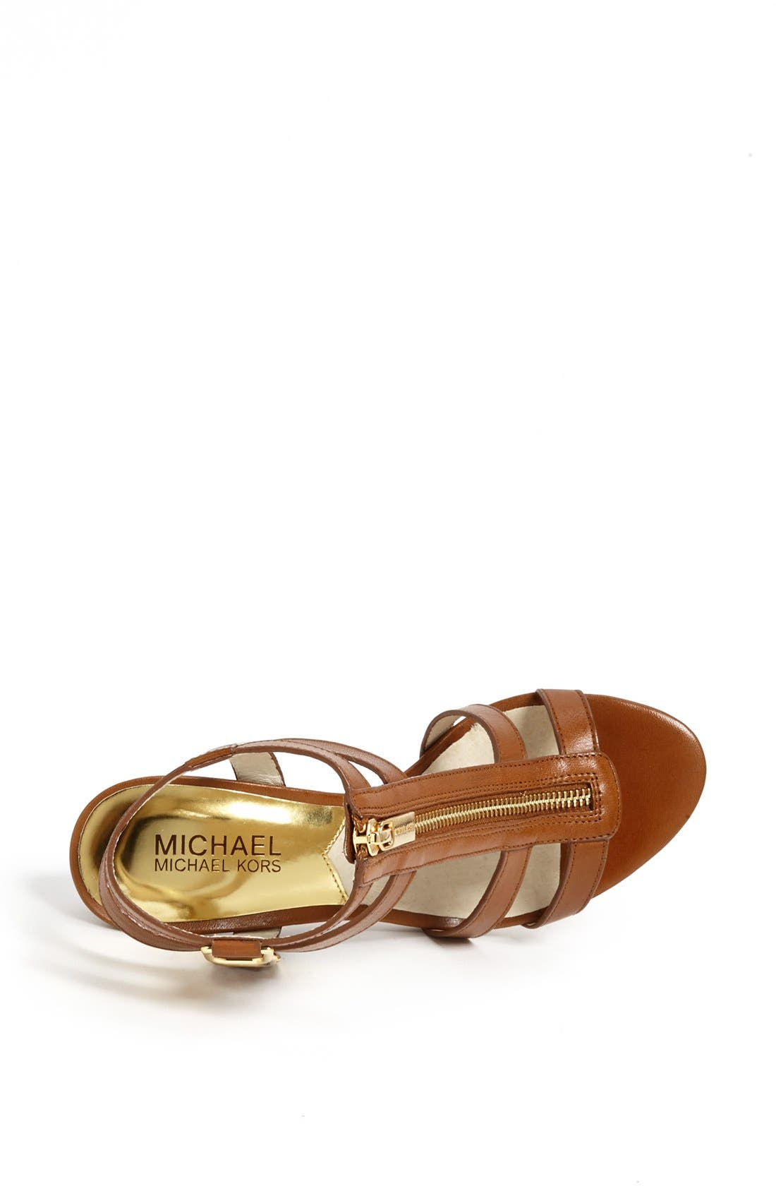 Alternate Image 3  - MICHAEL Michael Kors 'Kennedy' Sandal