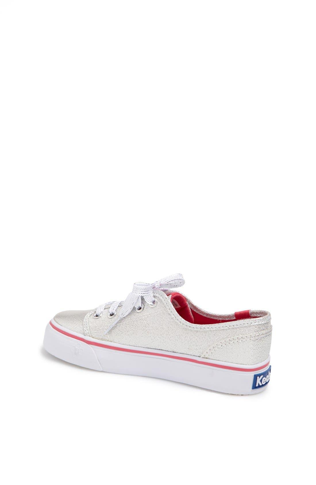 Alternate Image 2  - Keds® 'Double Dutch Shimmer' Sneaker (Toddler, Little Kid & Big Kid)