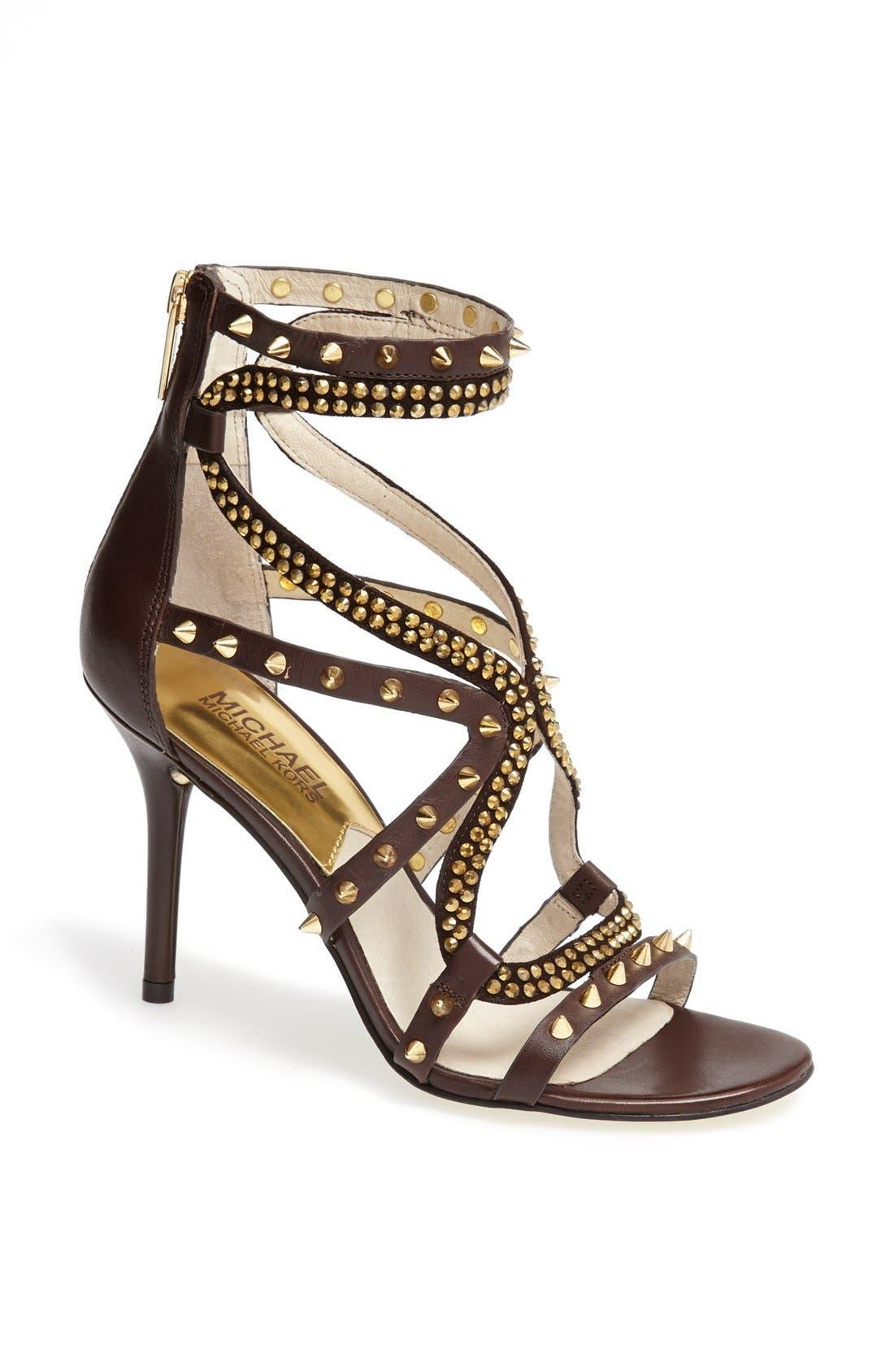 Alternate Image 1 Selected - MICHAEL Michael Kors 'Larissa' Sandal