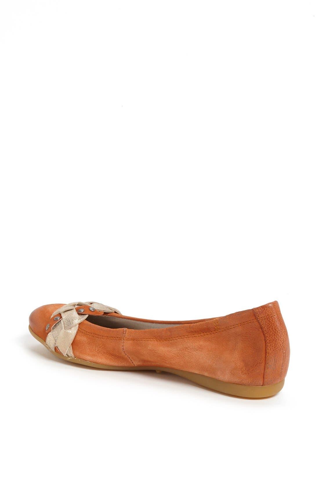 Alternate Image 2  - MJUS 'Coop' Leather Flat