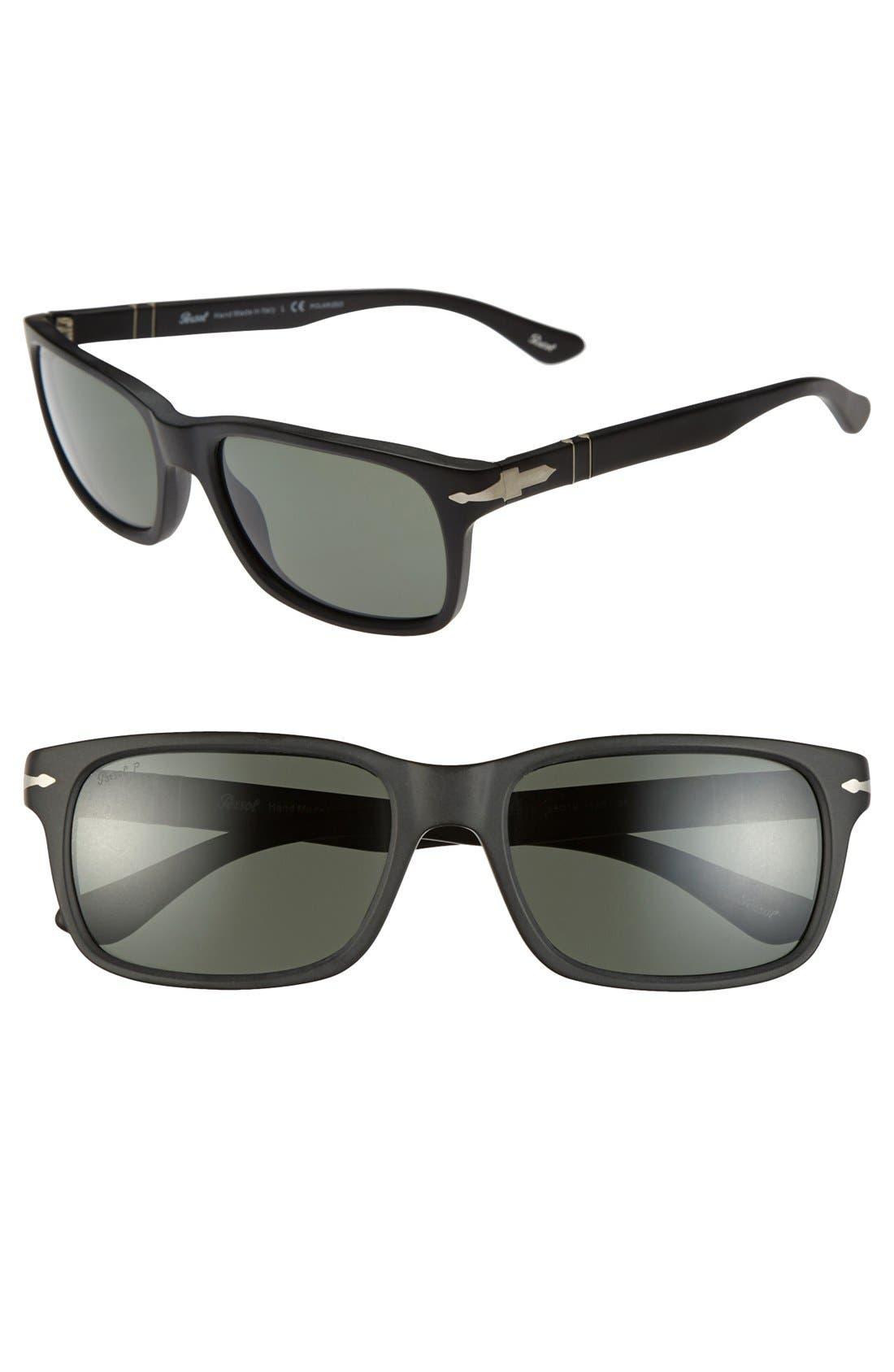 Main Image - Persol 58mm Polarized Sunglasses