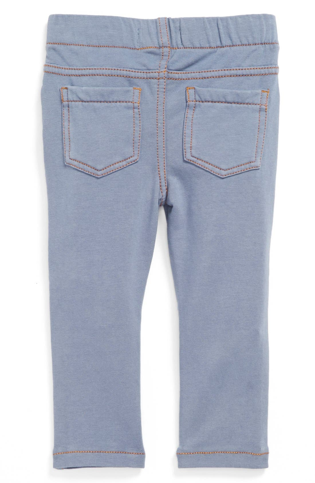 Alternate Image 1 Selected - Tucker + Tate 'Sadie' Denim Jeggings (Baby Girls)