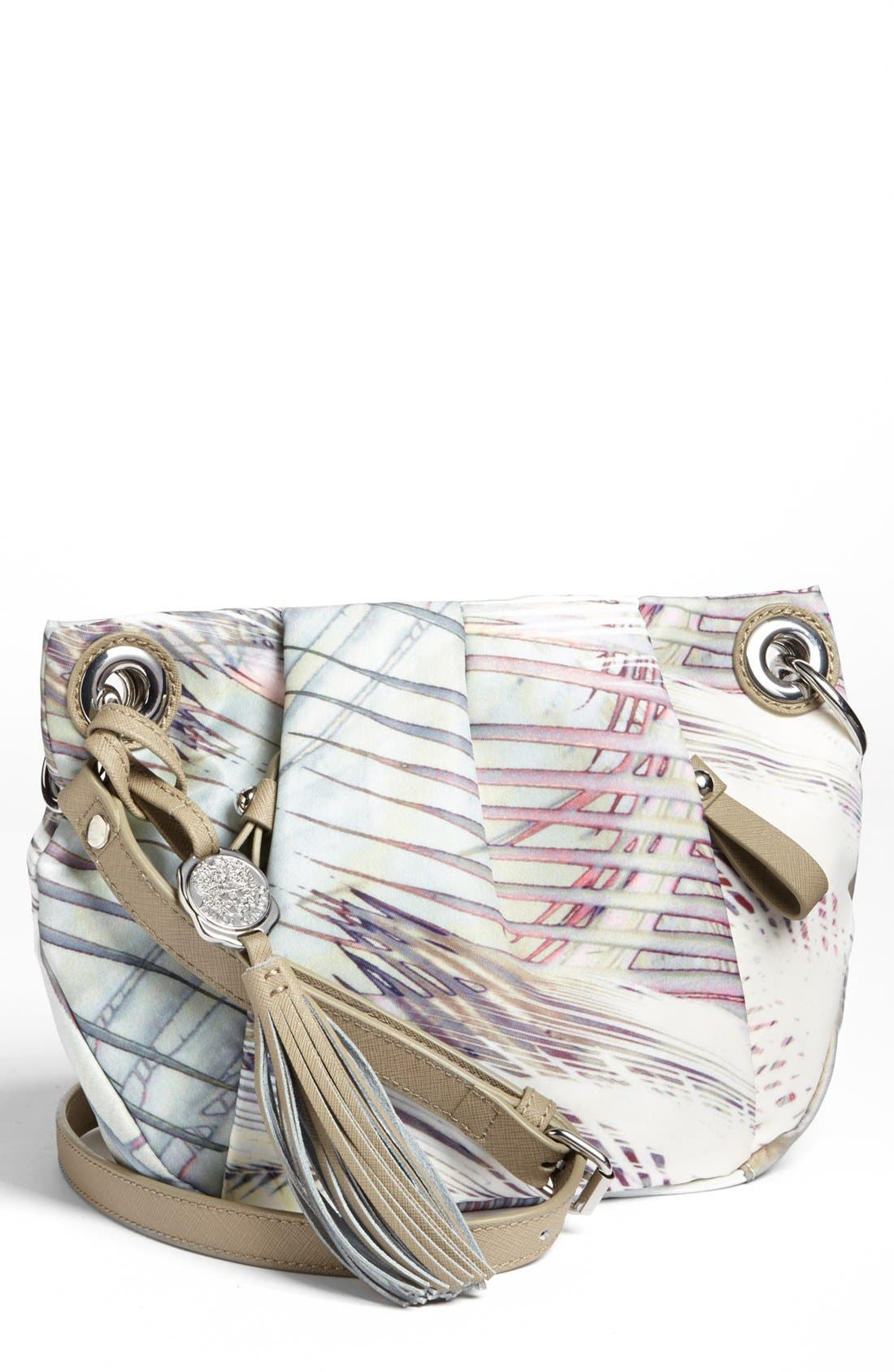 Alternate Image 1 Selected - Vince Camuto 'Cris' Nylon Crossbody Bag