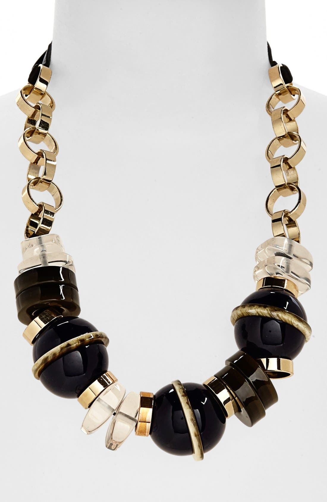 Alternate Image 2  - Cara Couture Statement Necklace