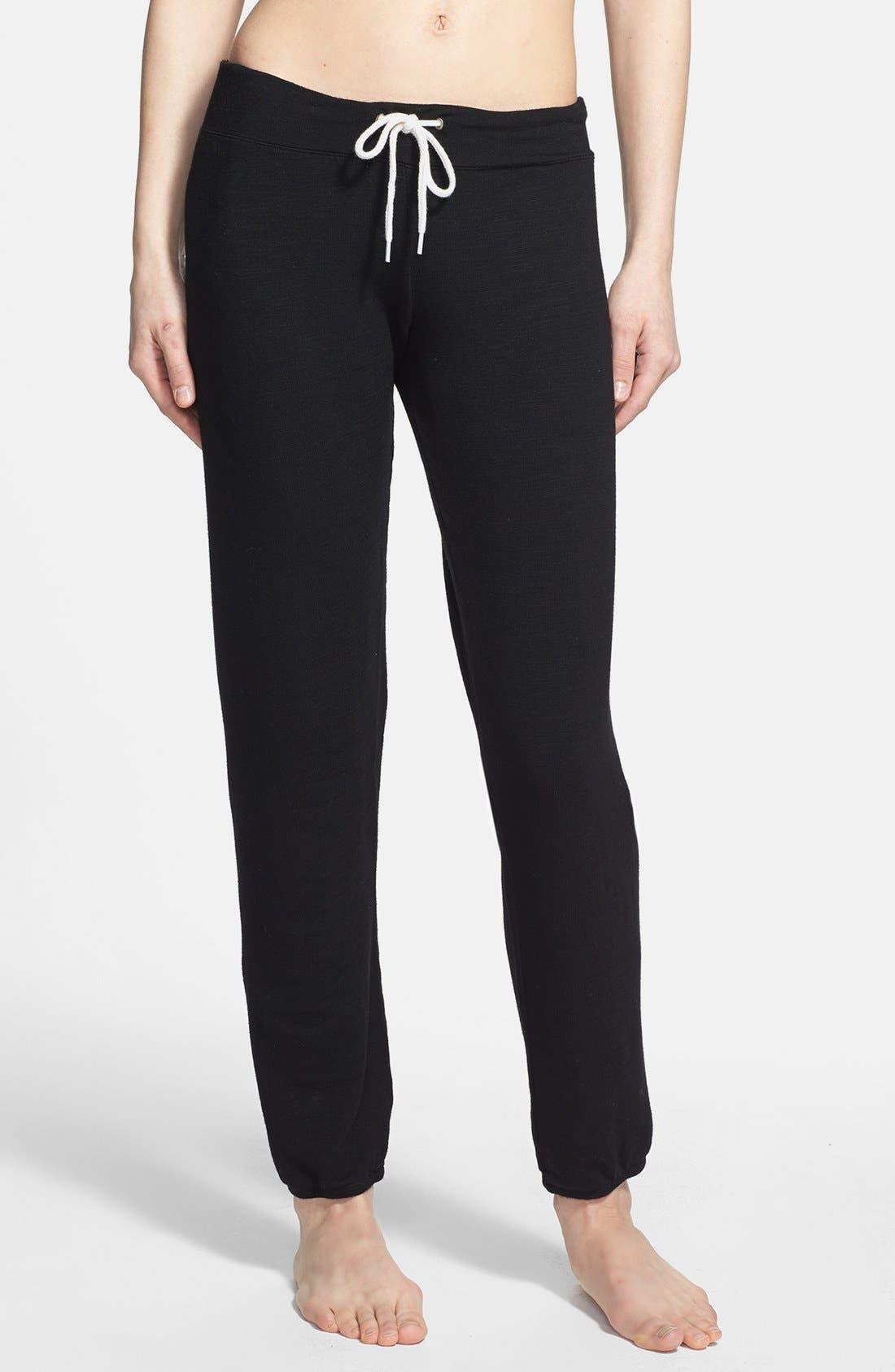 Main Image - Monrow 'Vintage' Sweatpants