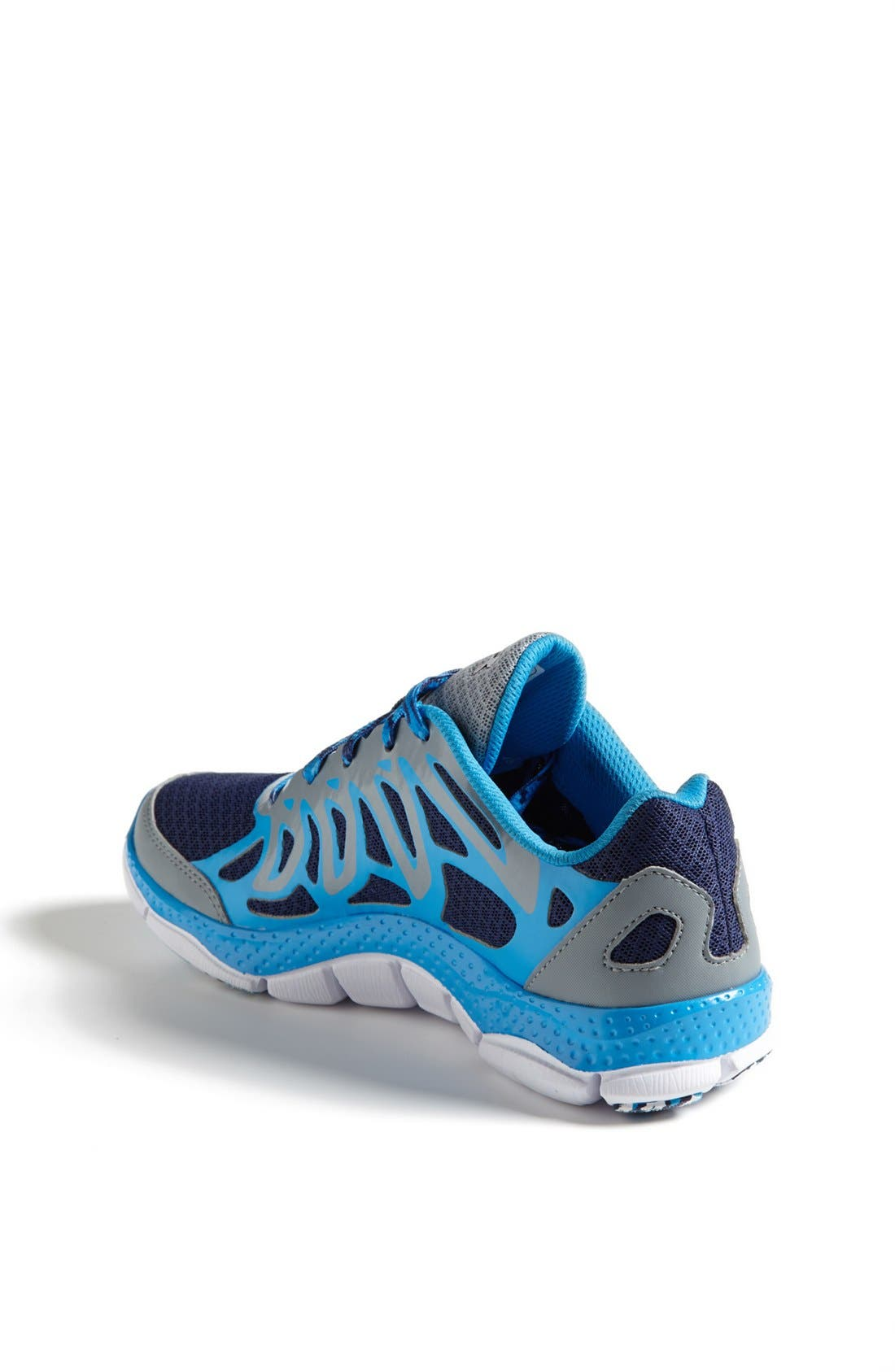 Alternate Image 2  - Under Armour 'Micro G™ Engage' Athletic Shoe (Big Kid)