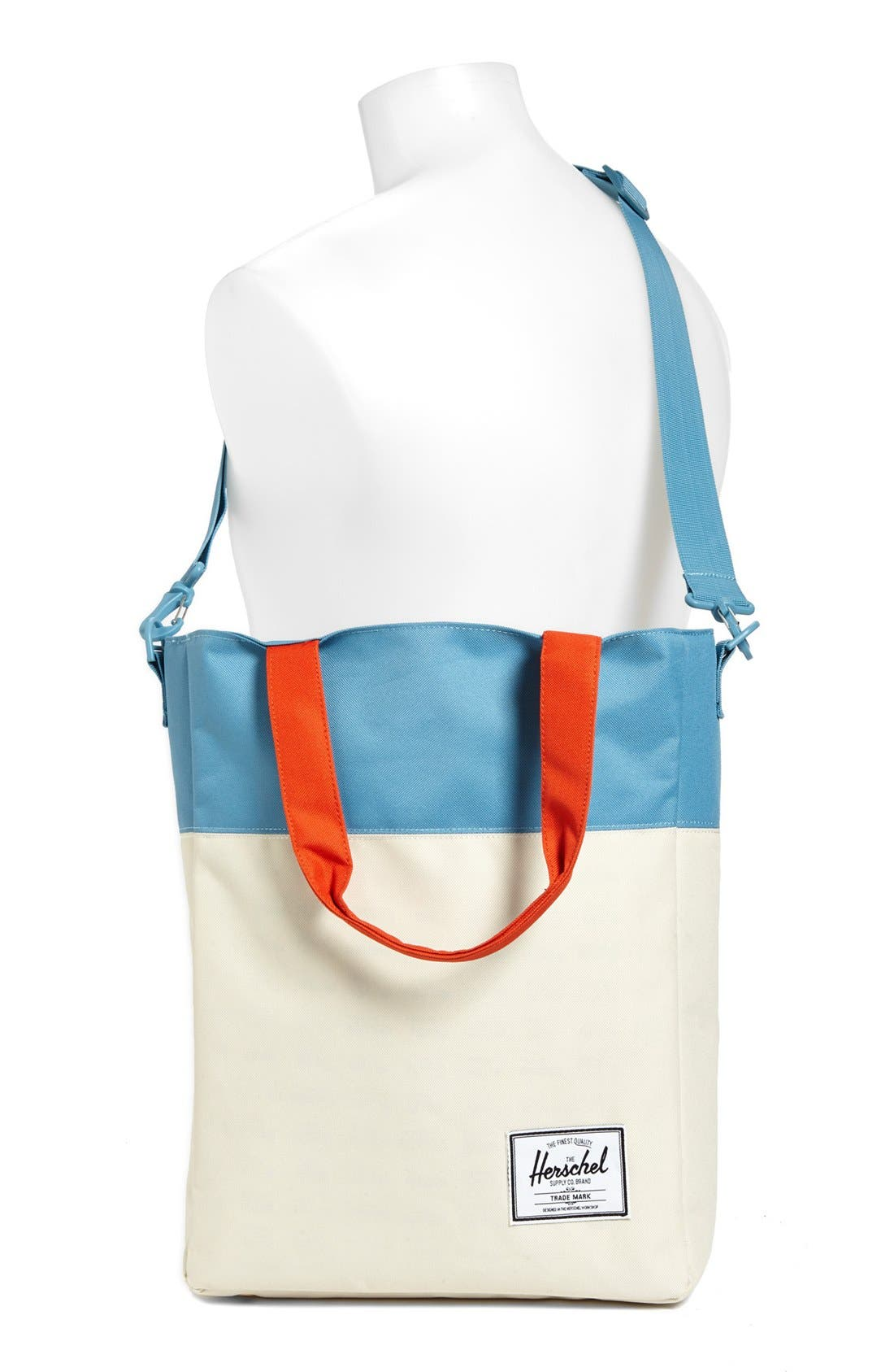 Alternate Image 2  - Herschel Supply Co. 'Pier - Rad Cars with Rad Surfboards Collection' Tote Bag