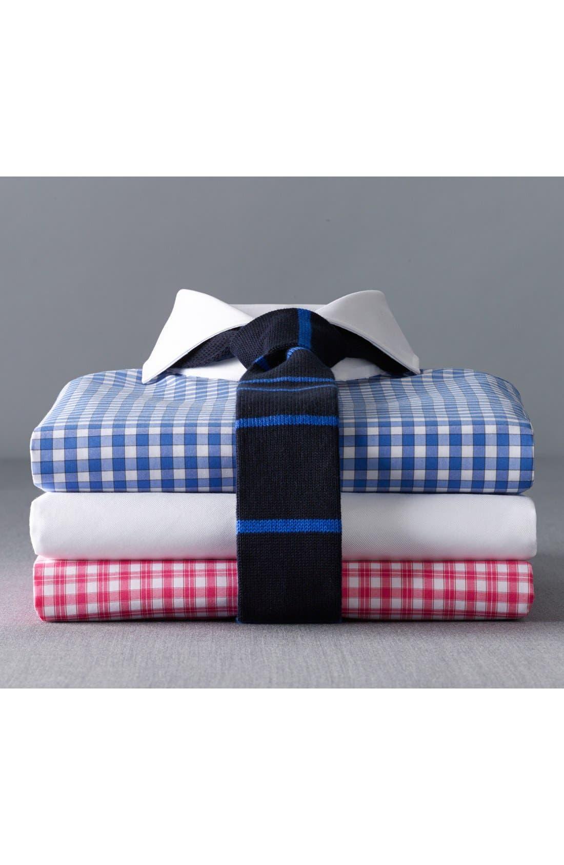 Alternate Image 3  - BOSS HUGO BOSS Slim Fit 'Jenno' Easy Iron Dress Shirt