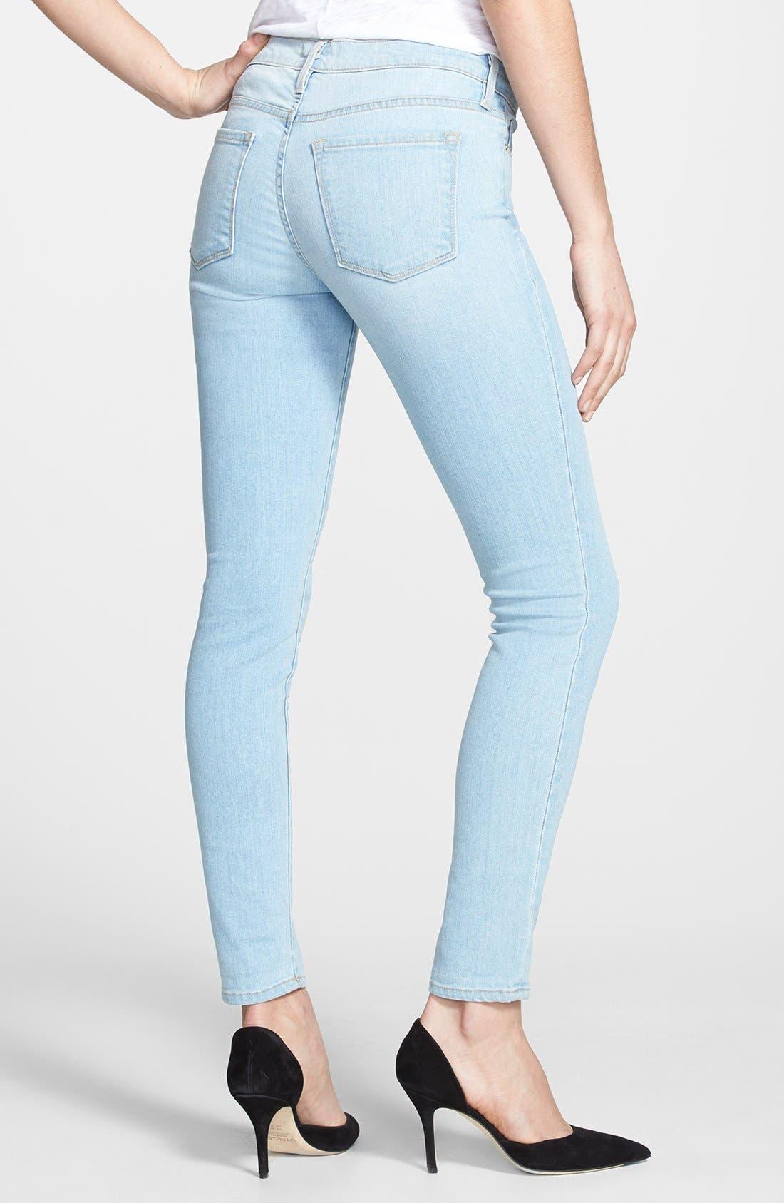 Alternate Image 2  - Frame Denim 'Le Skinny de Jeanne' Jeans (Redchurch Street)
