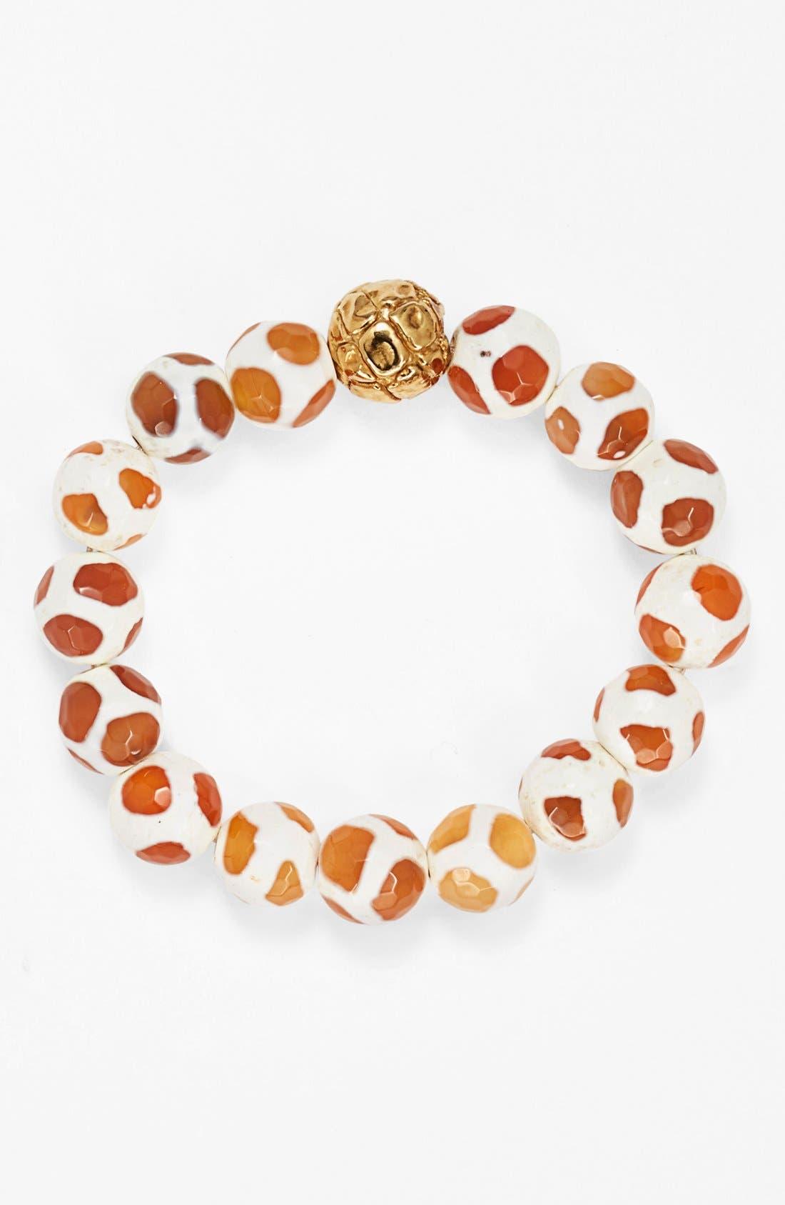Alternate Image 1 Selected - Simon Sebbag Bead Stretch Bracelet