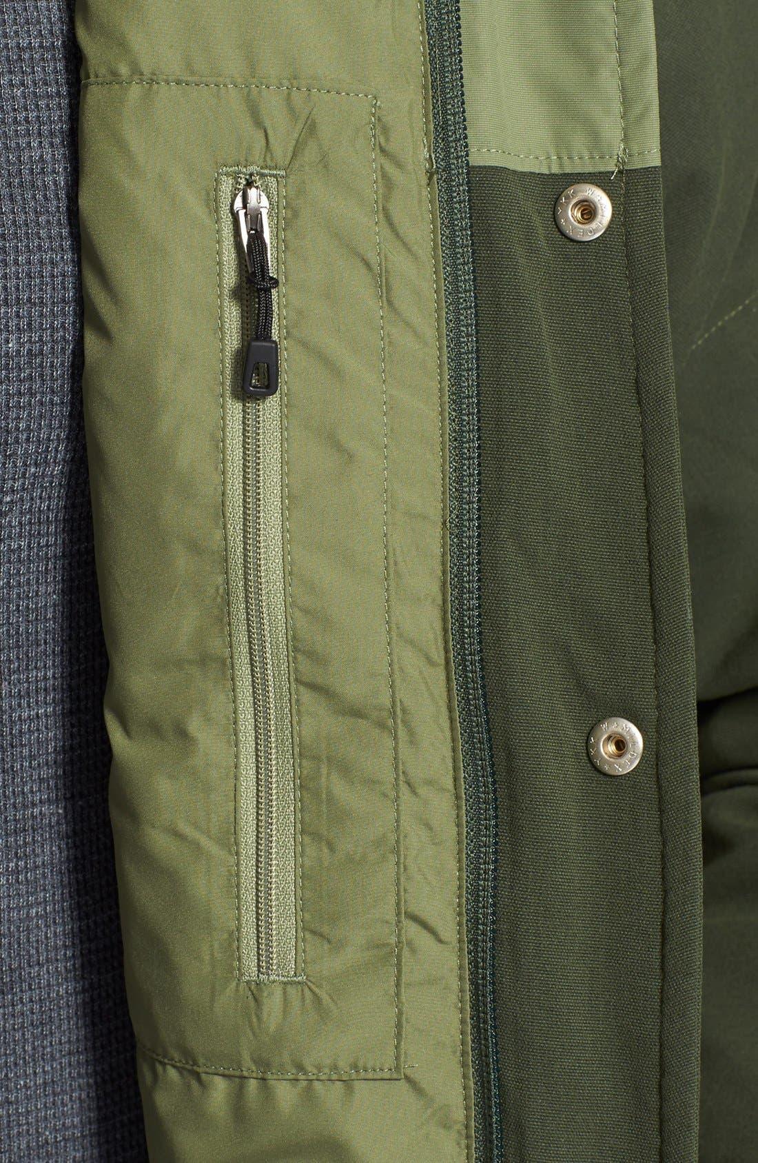 Alternate Image 5  - Patagonia 'Bivy' Quilted Down Jacket