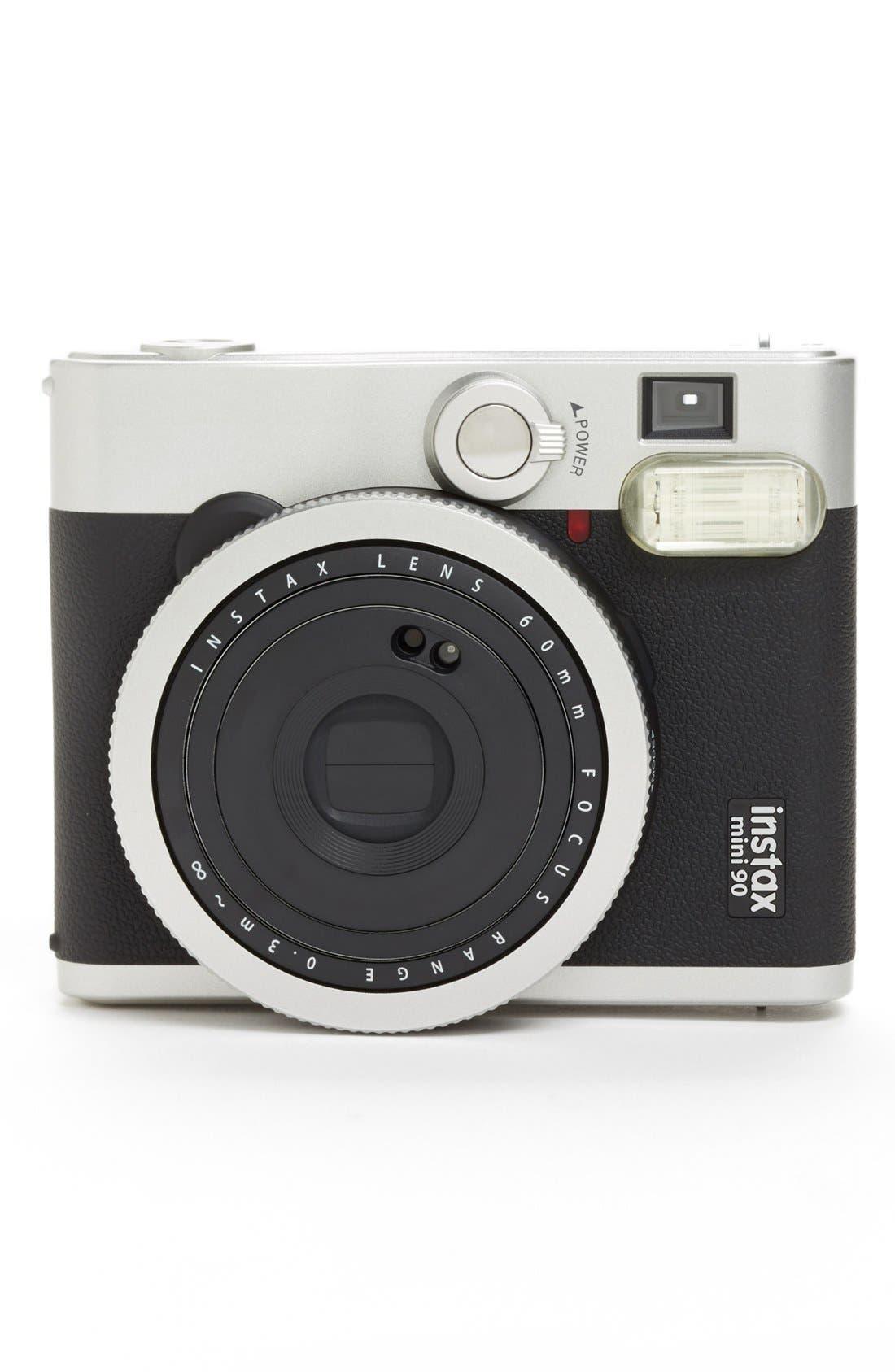 Alternate Image 2  - Fujifilm 'instax mini 90 Neo Classic' Instant Film Camera
