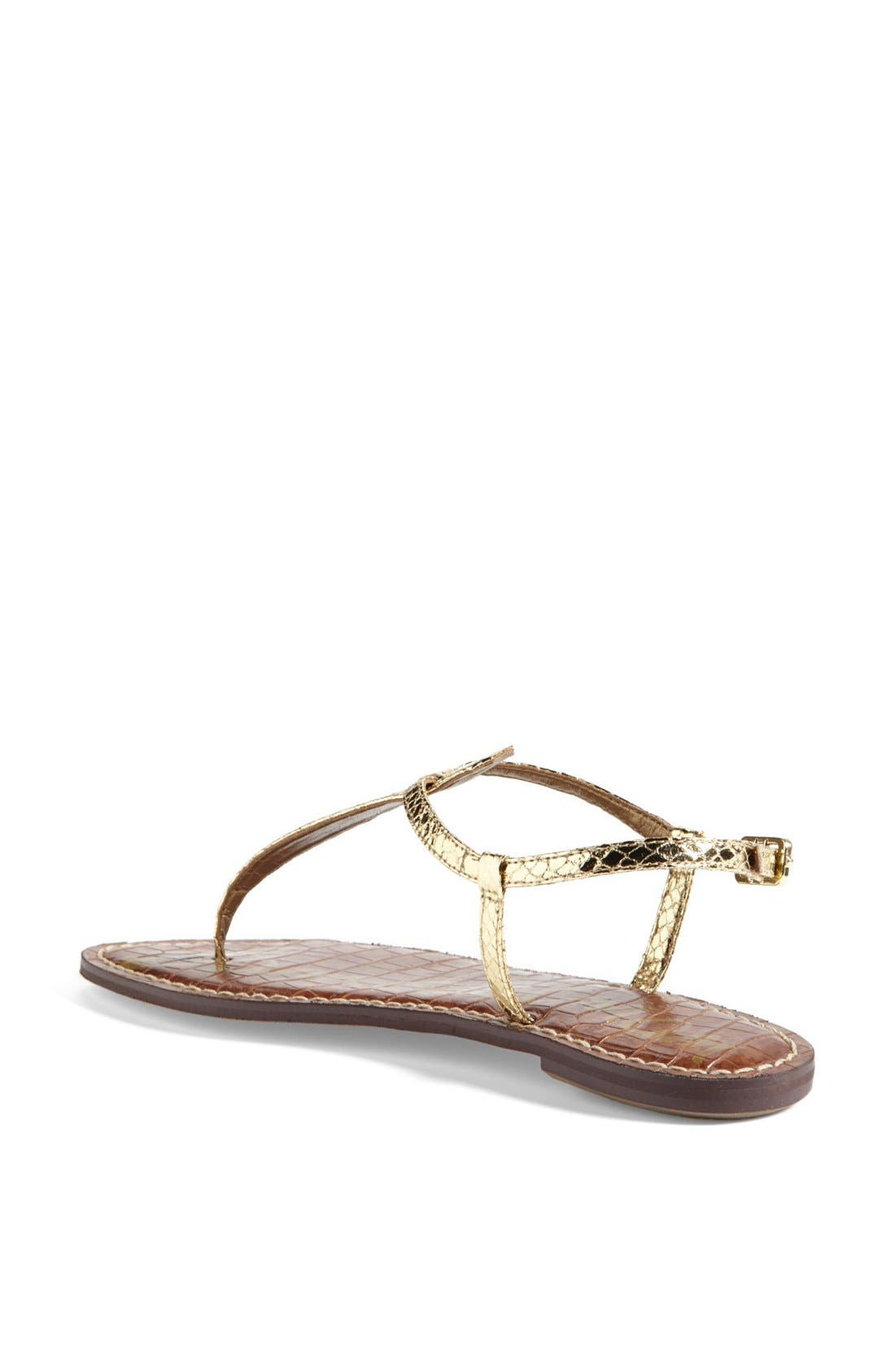 Alternate Image 4  - Sam Edelman 'Gigi' Sandal (Women)