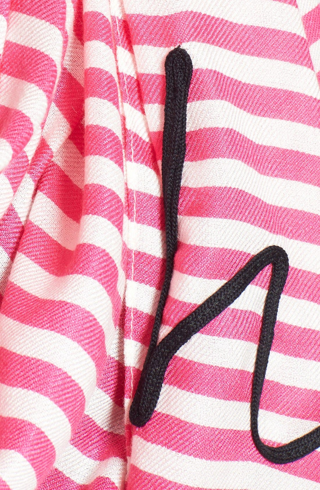 Alternate Image 3  - kate spade new york 'ooh la la' embroidered scarf