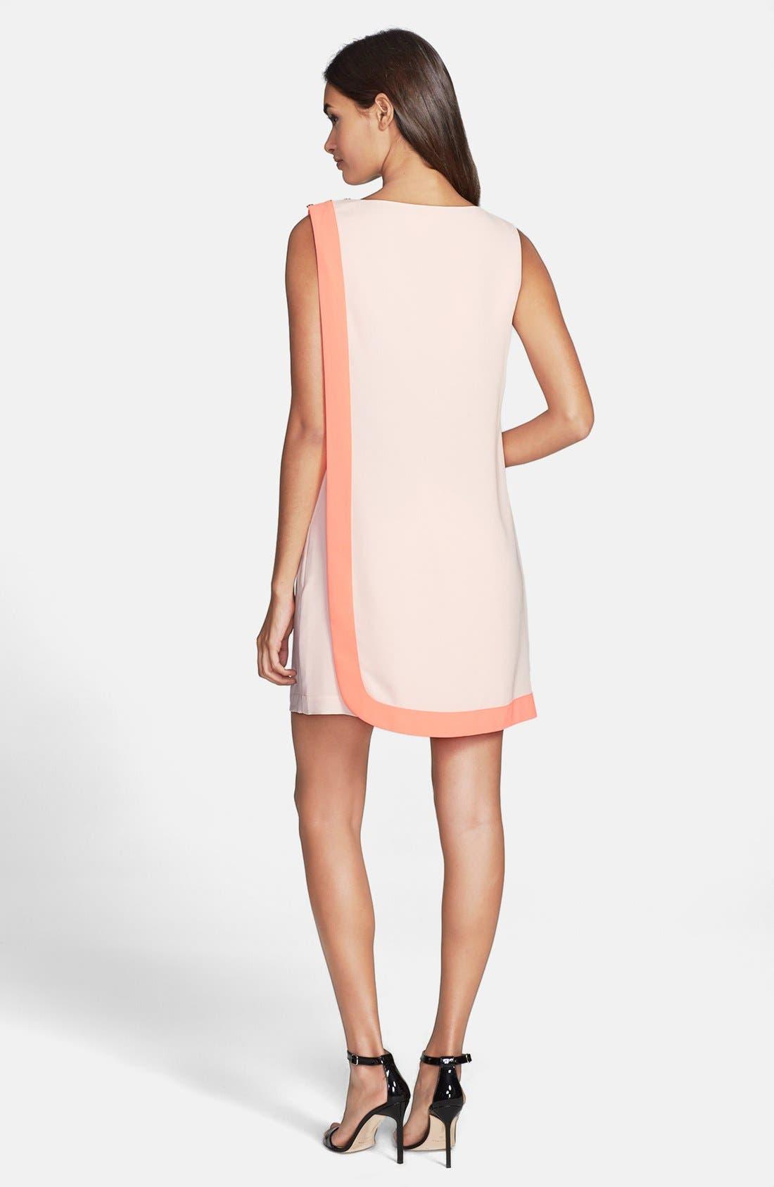Alternate Image 2  - Ted Baker London Woven Tunic Dress