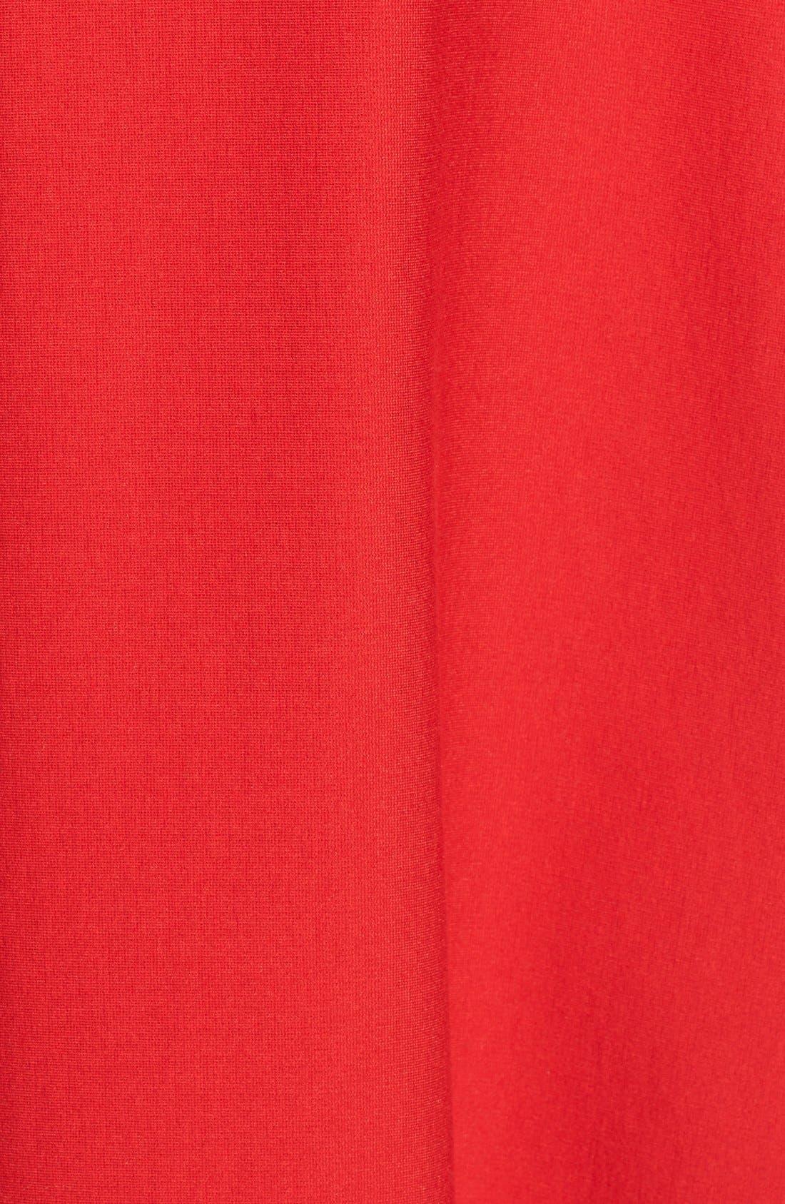Alternate Image 3  - kate spade new york 'jada' stretch fit & flare dress