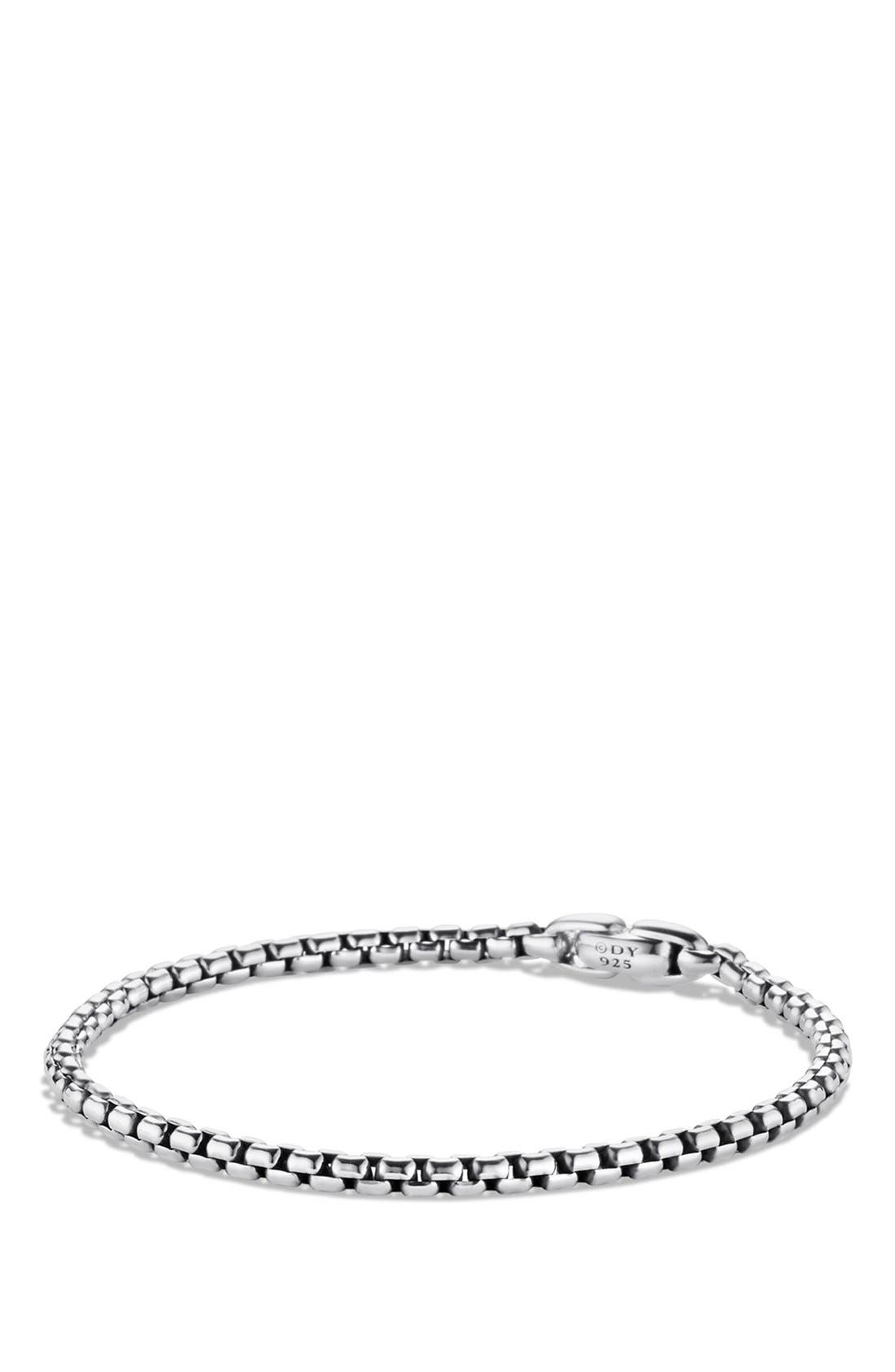 David Yurman 'Chain' Medium Box Chain Bracelet