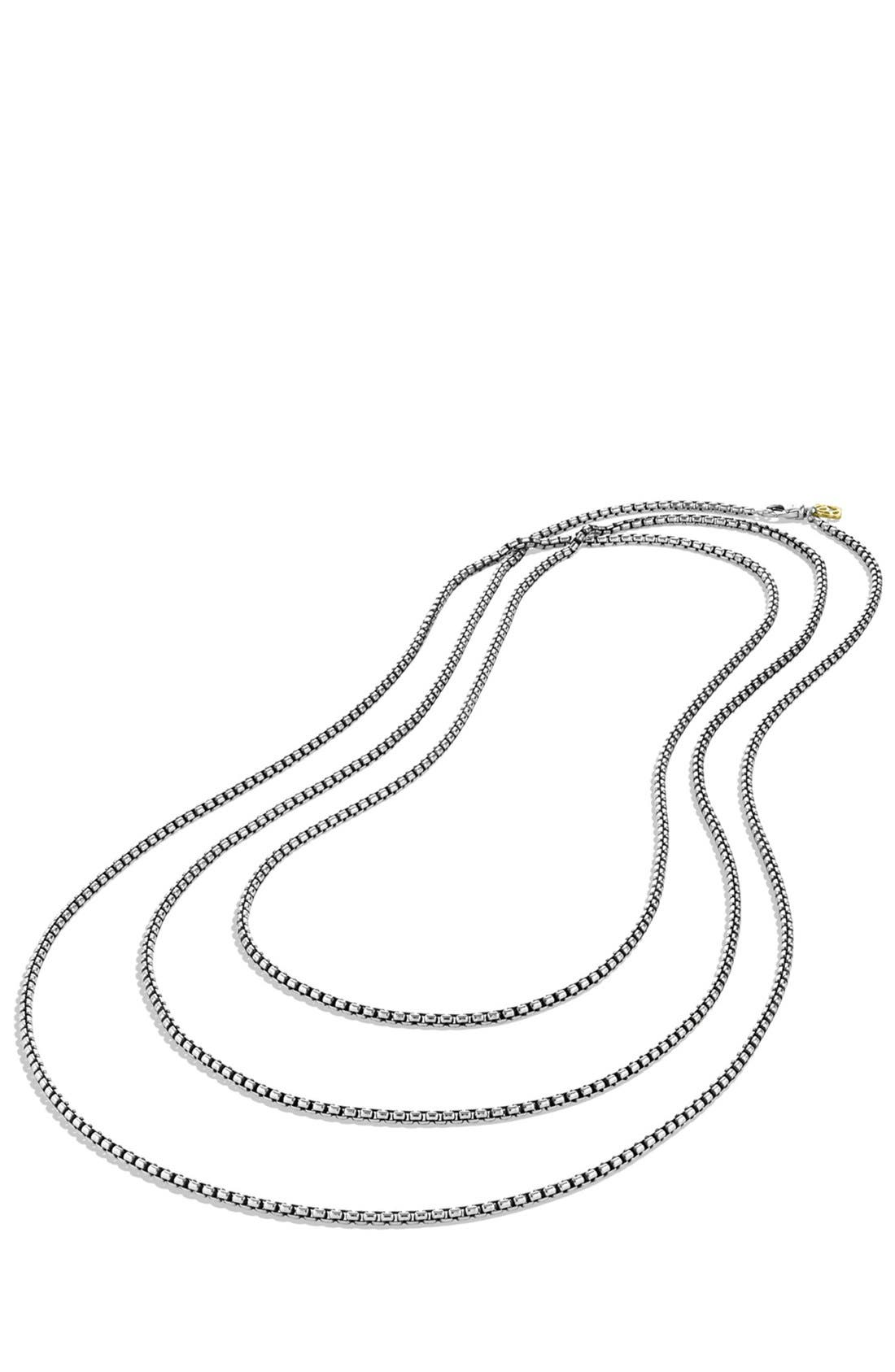 Alternate Image 2  - David Yurman Small Box Chain