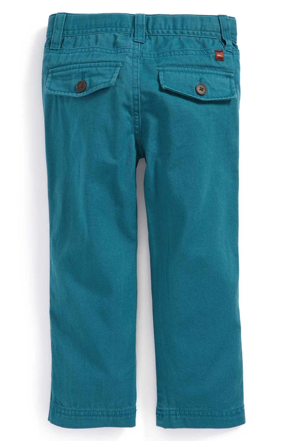 Alternate Image 2  - Tea Collection Twill Chinos (Toddler Boys)