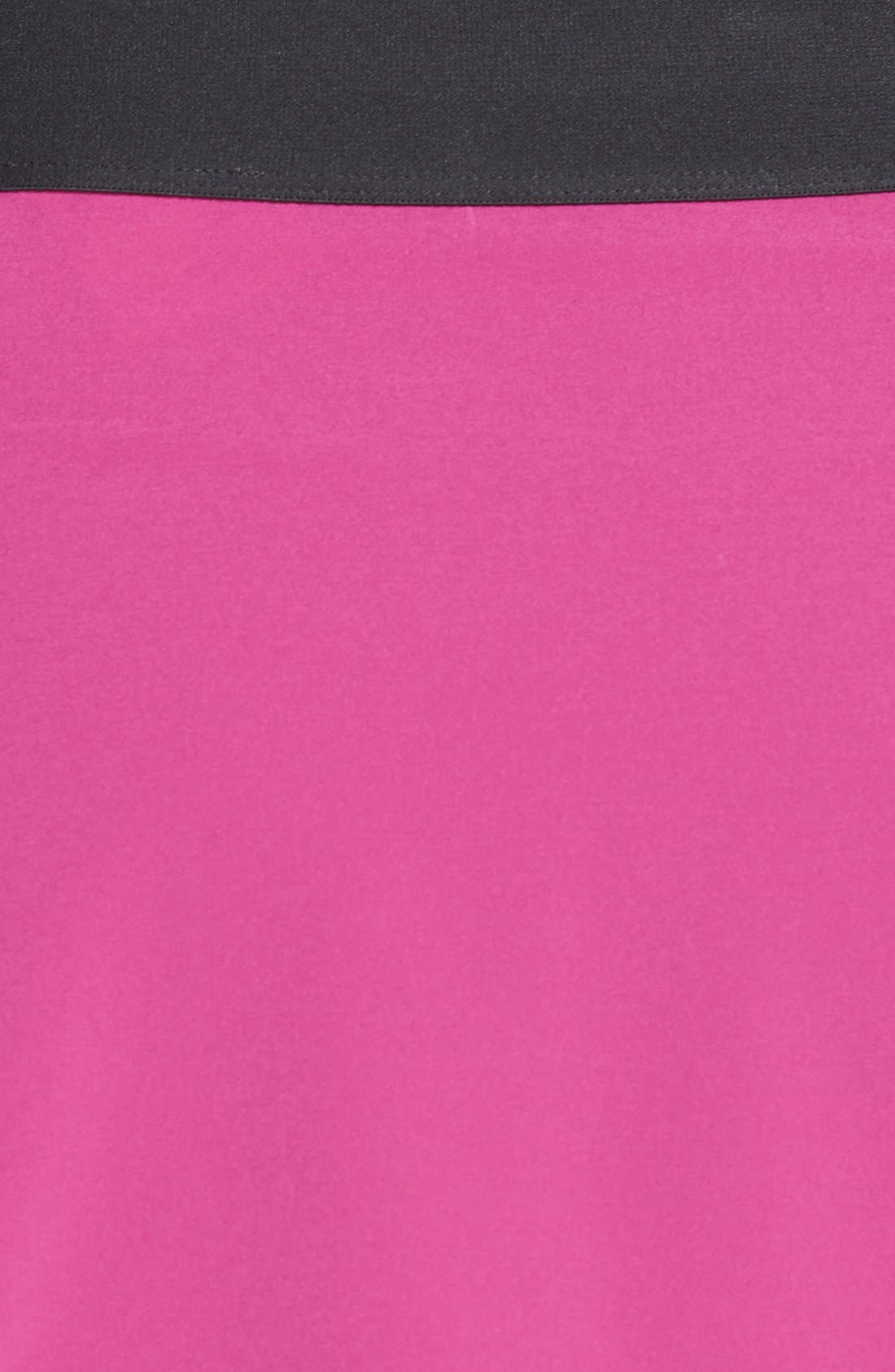 Alternate Image 3  - Nike 'Slam' Dri-FIT Print Skirt