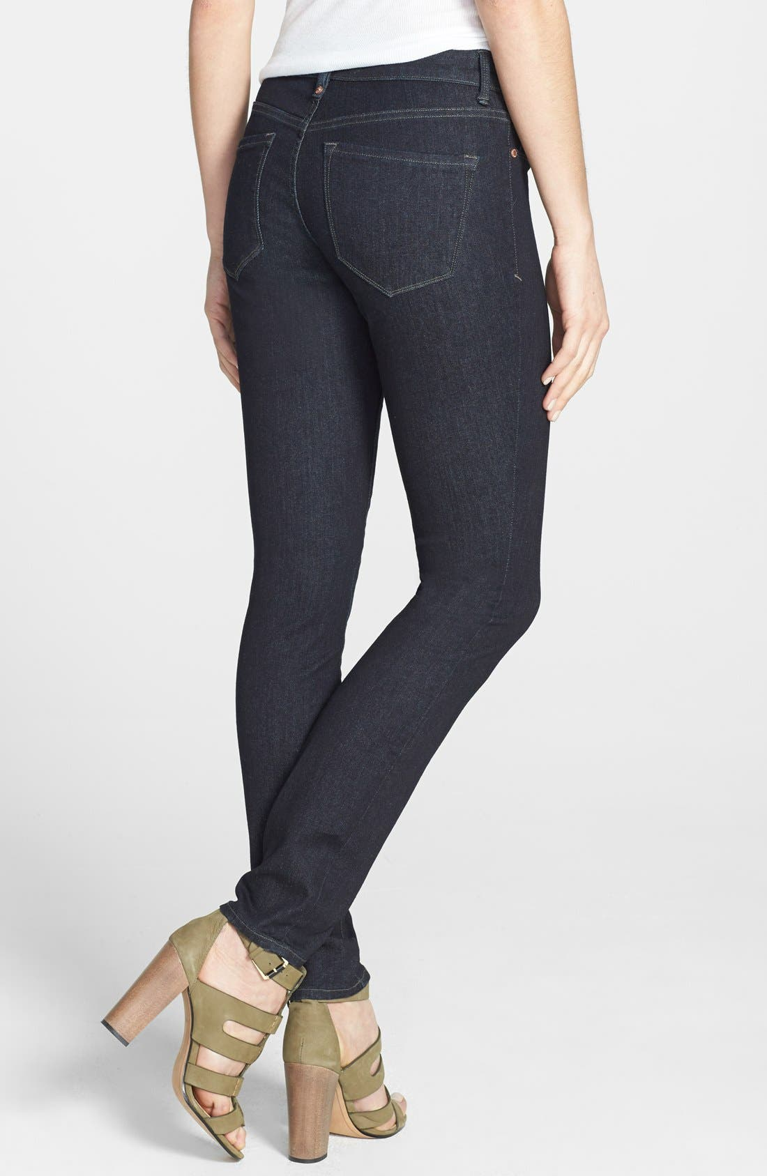 Alternate Image 2  - MARC BY MARC JACOBS 'Stick' Stretch Skinny Jeans (Rinse)