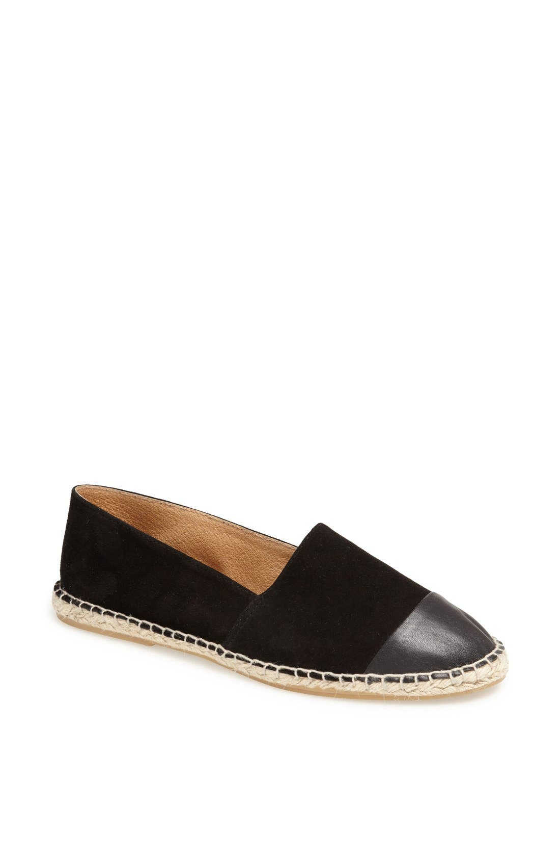 Alternate Image 1 Selected - Topshop 'Koala' Espadrille