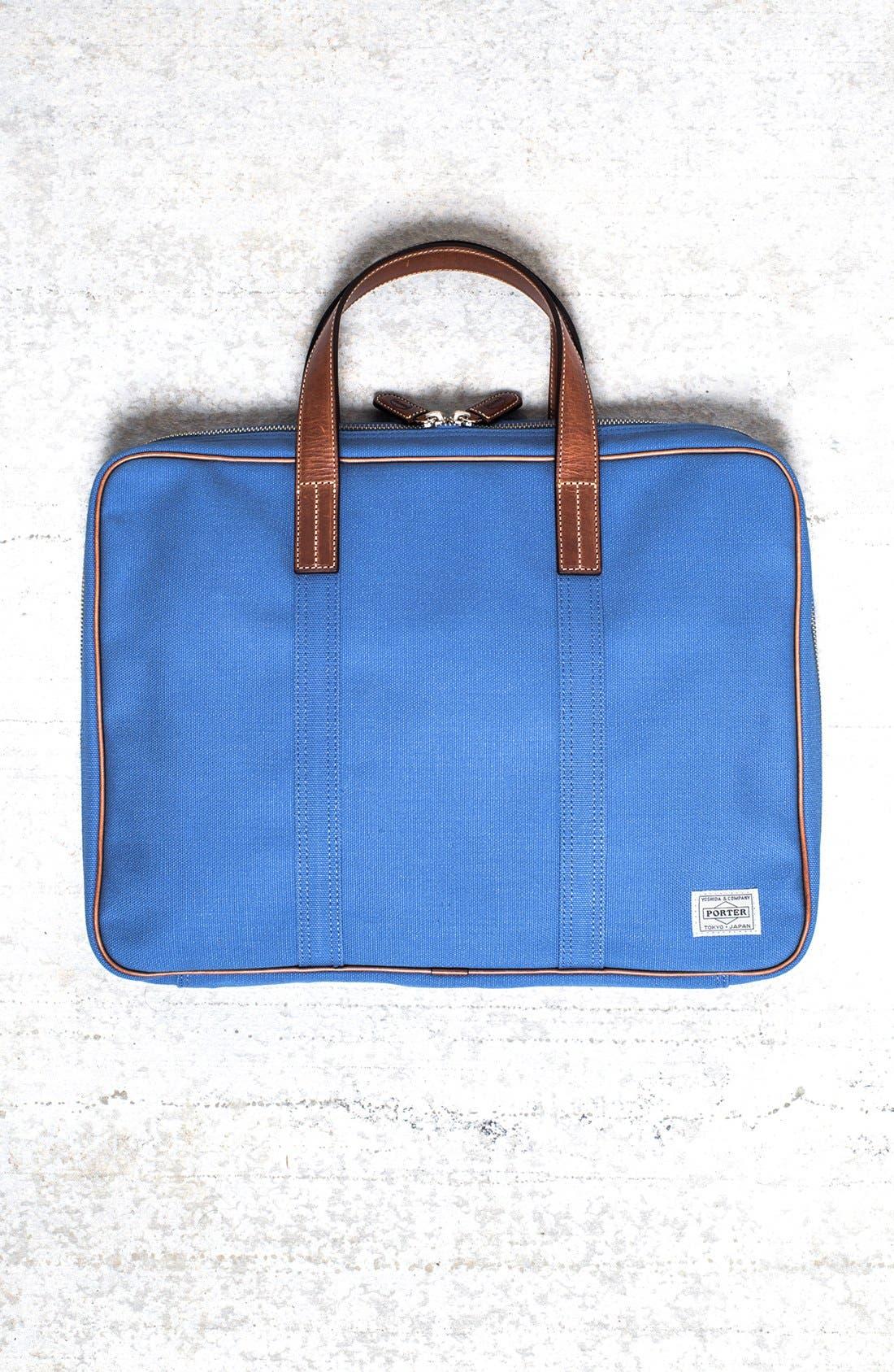 Alternate Image 1 Selected - Porter, Yoshida & Co 'Unite' Briefcase