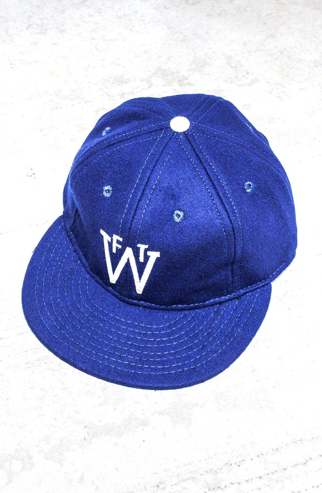 Alternate Image 1 Selected - Ebbets Field 'Fort Worth Cats 1948' Baseball Cap