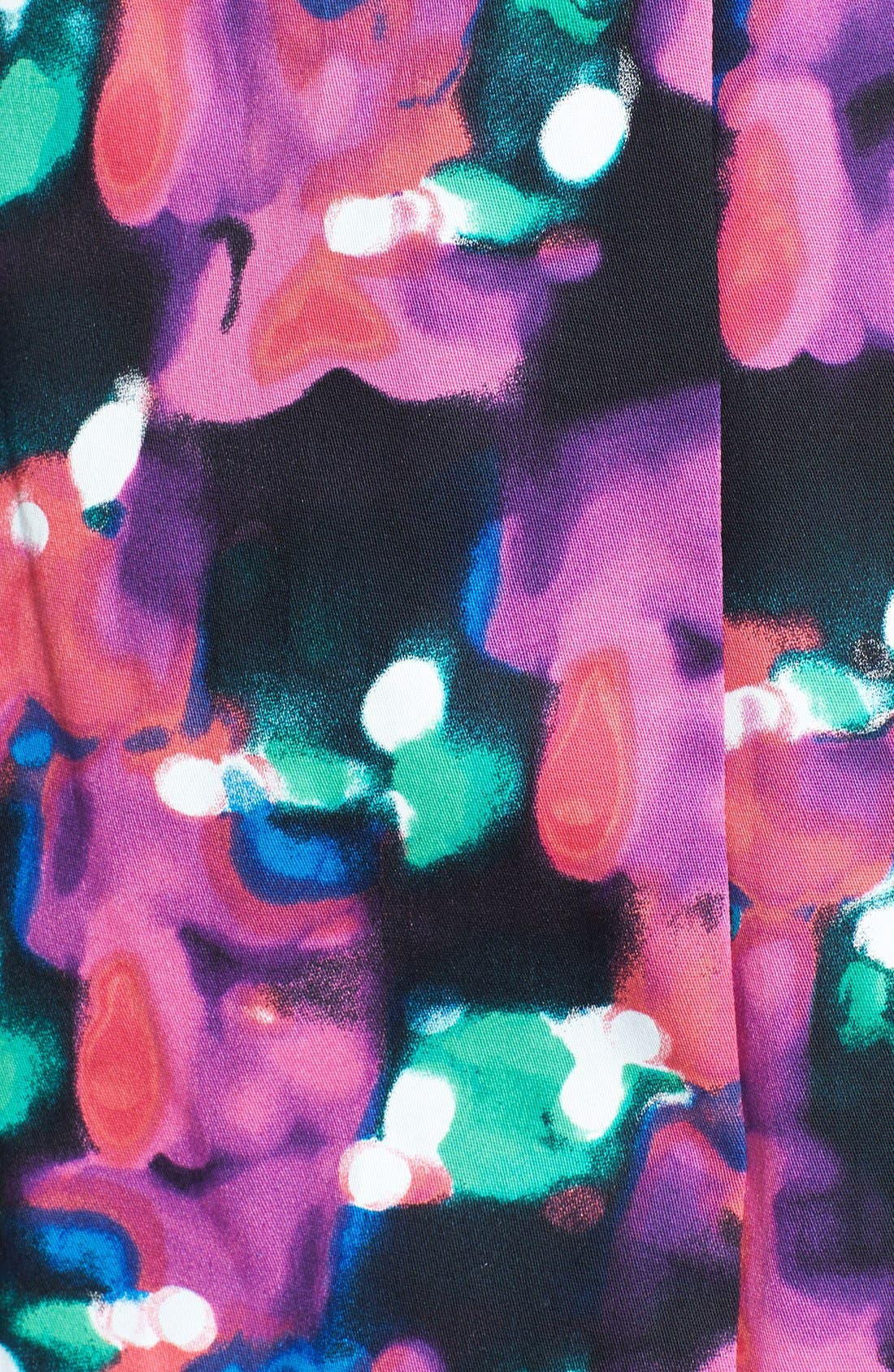Alternate Image 3  - Isaac Mizrahi New York Print Sheath Dress