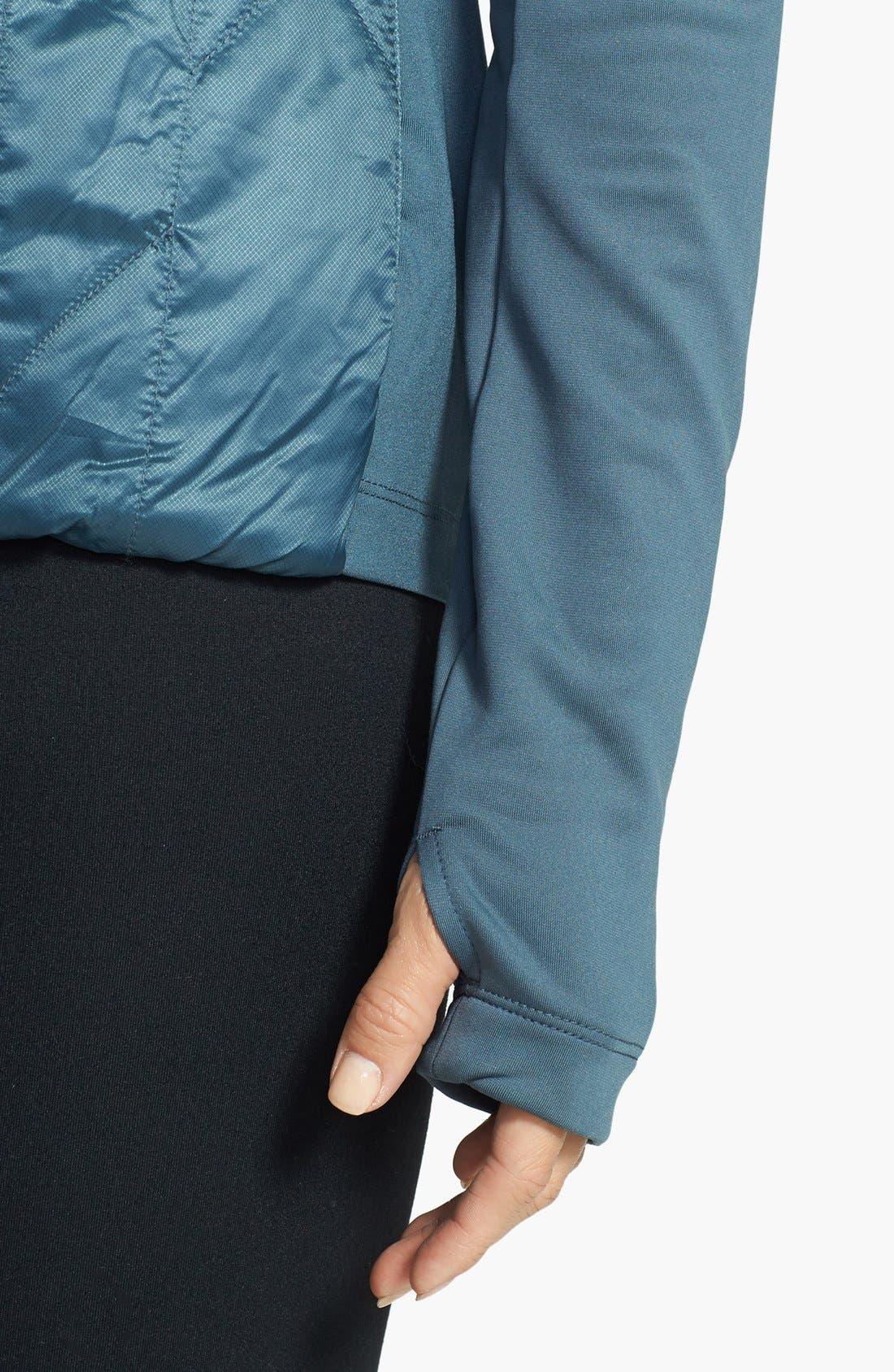 Alternate Image 5  - Nike 'Bowerman' PrimaLoft® Hybrid Jacket