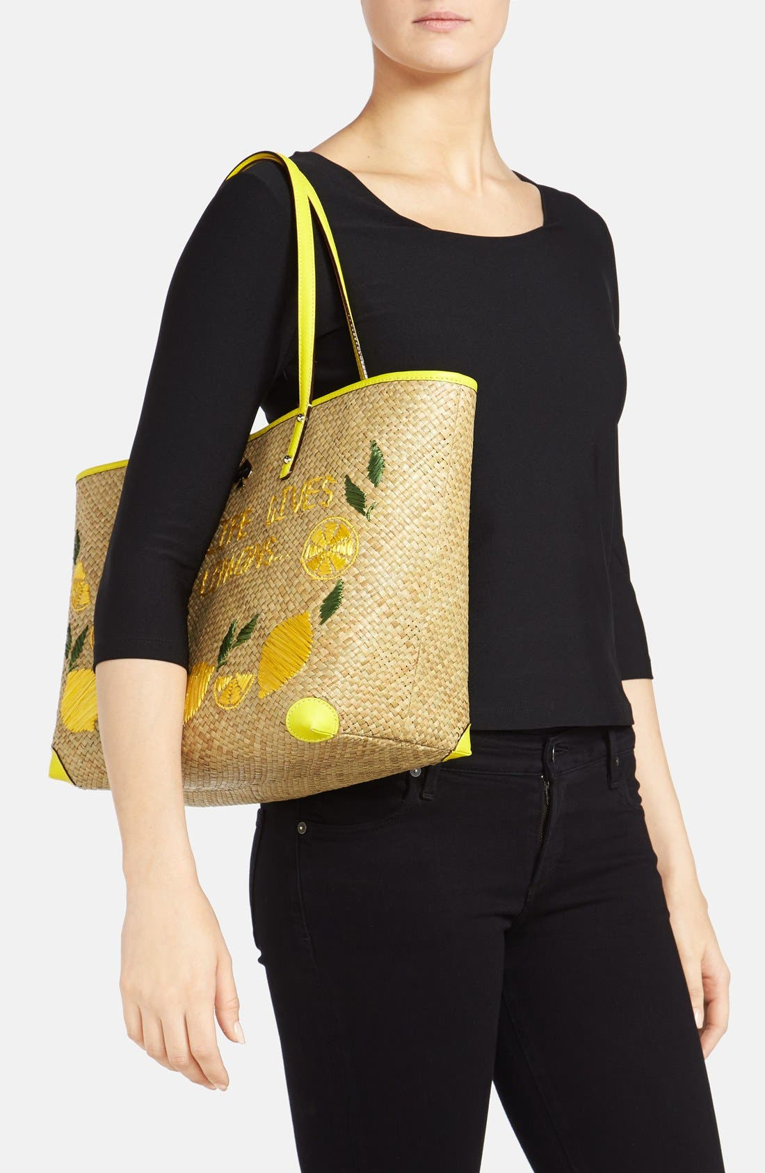 Alternate Image 2  - kate spade new york 'vita riva - francis' tote