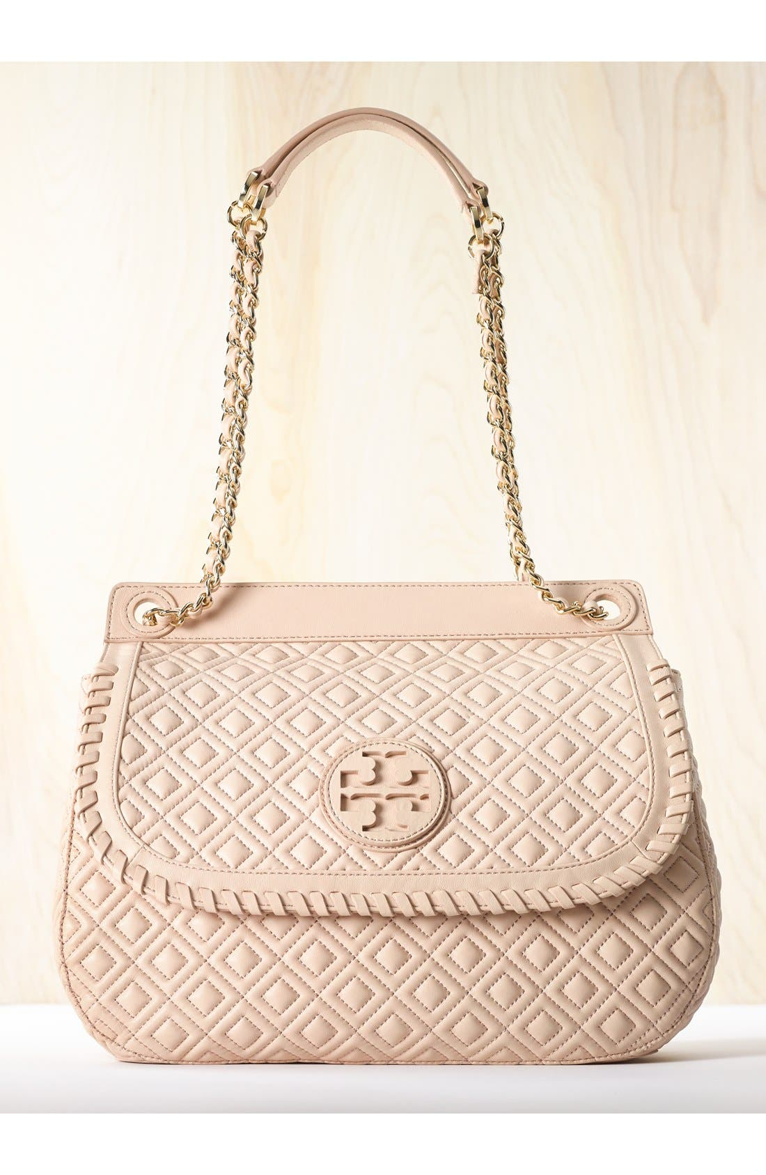 Alternate Image 6  - Tory Burch 'Marion' Quilted Convertible Shoulder Bag