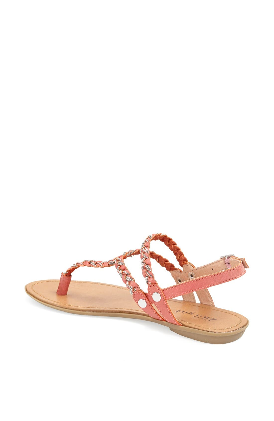 Alternate Image 2  - ZiGi girl 'Articulate' Sandal