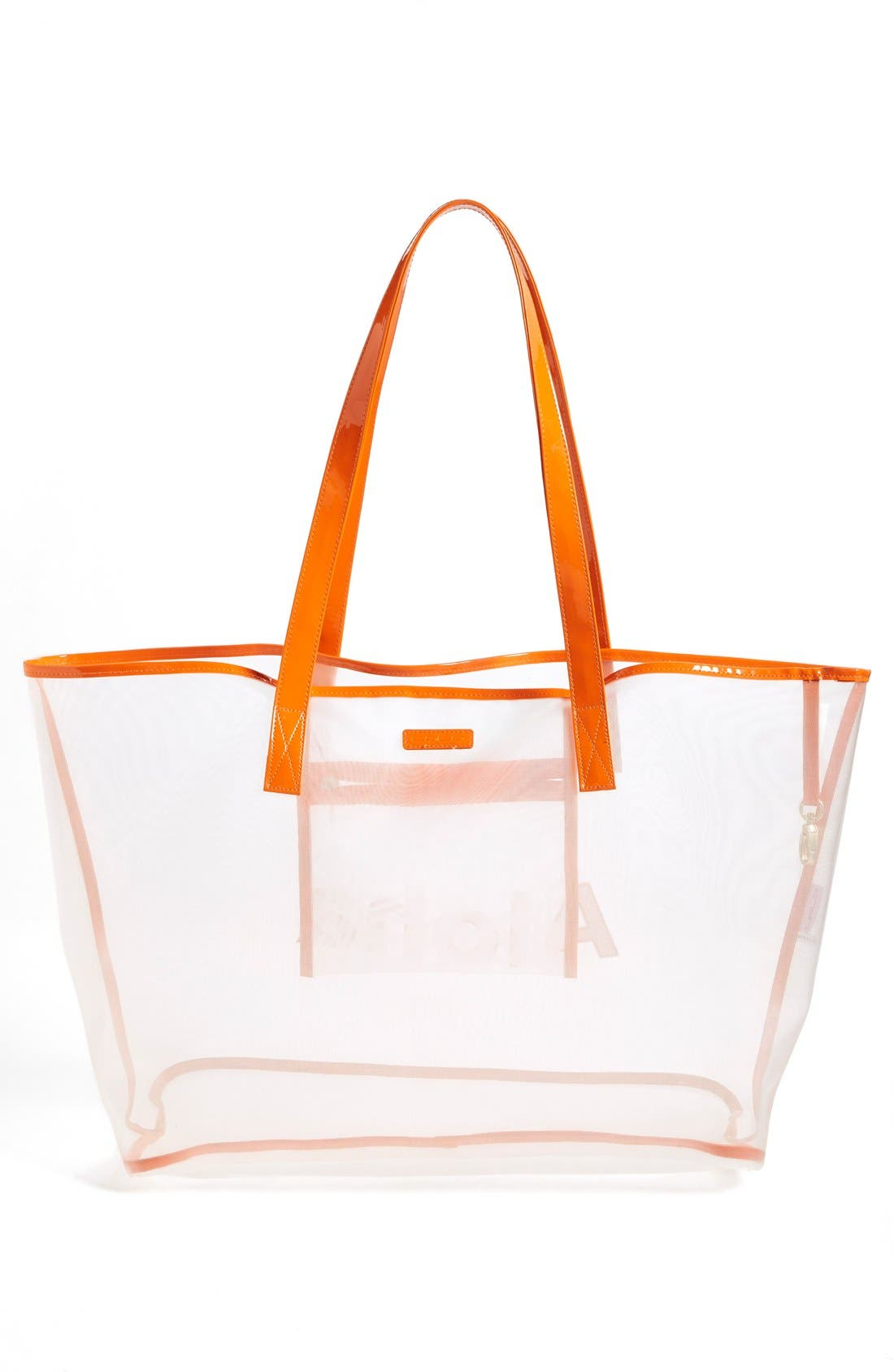 Alternate Image 4  - Lolo 'Madison - Aloha' Mesh Tote