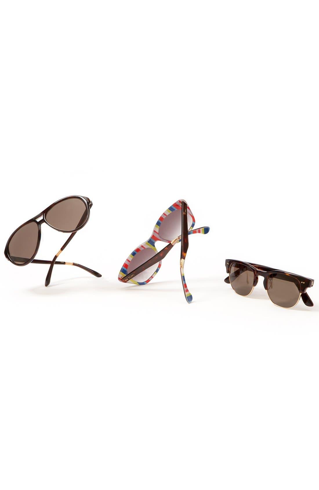 Alternate Image 2  - TOMS 'Marco' 58mm Sunglasses