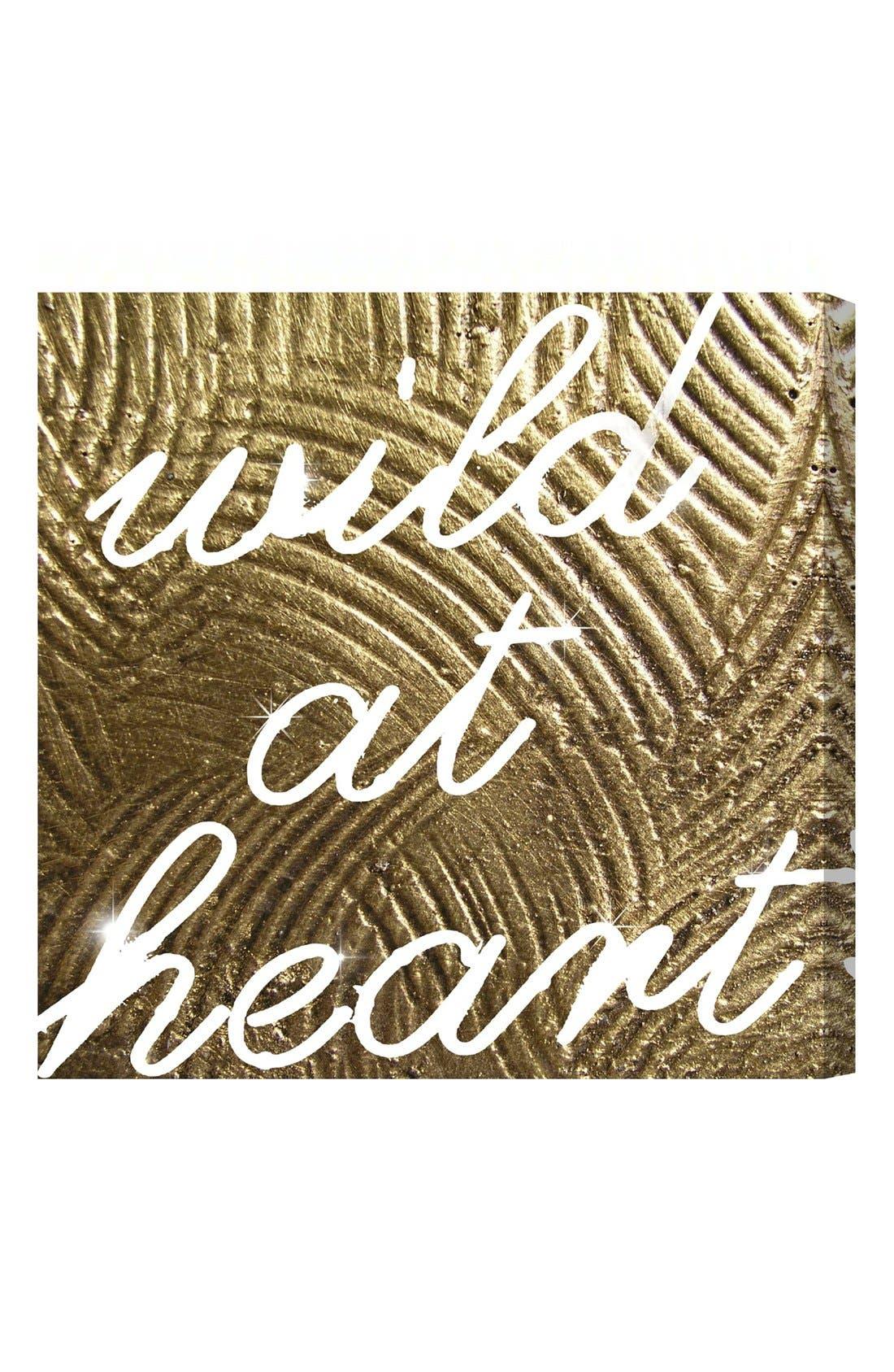 Main Image - Oliver Gal 'Wild at Heart' Wall Art