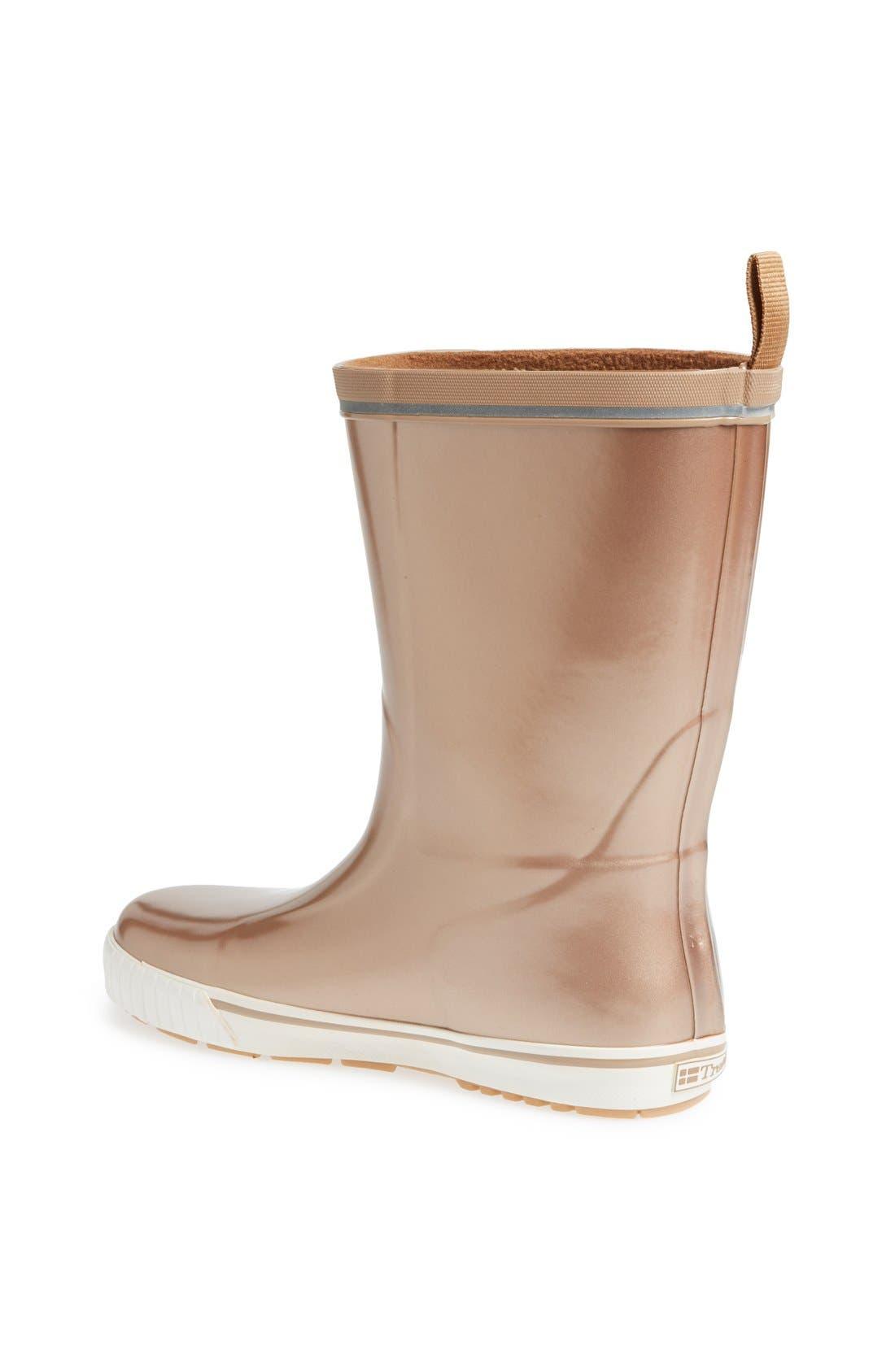 Alternate Image 2  - Tretorn 'Skerry Metallic' Rain Boot (Women)