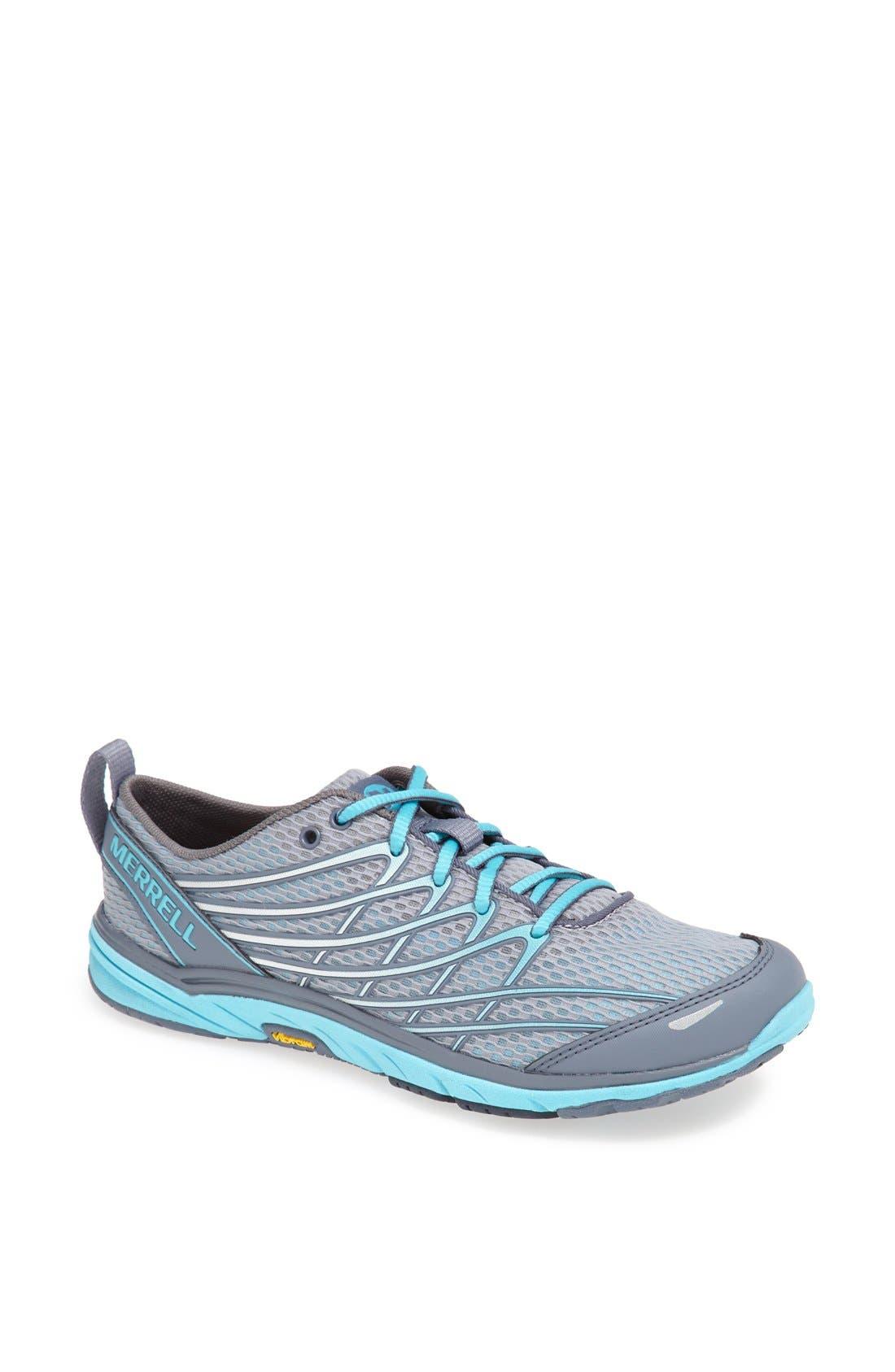 Alternate Image 1 Selected - Merrell 'Bare Access Arc 3' Running Shoe (Women)