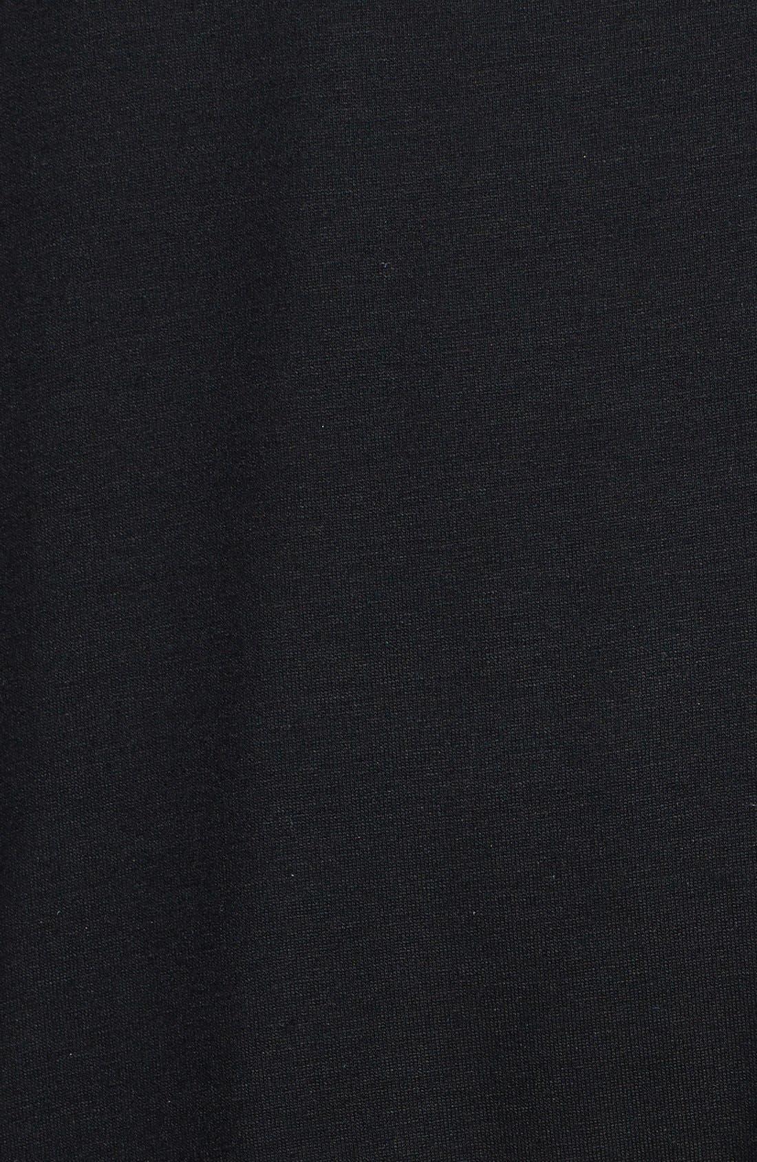 Alternate Image 3  - Eileen Fisher Stretch Jersey Harem Jumpsuit (Regular & Petite)