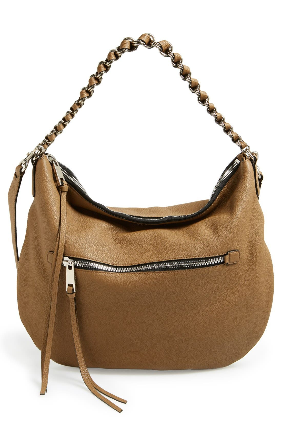 Main Image - MARC JACOBS 'Big Apple Nomad' Calfskin Leather Hobo