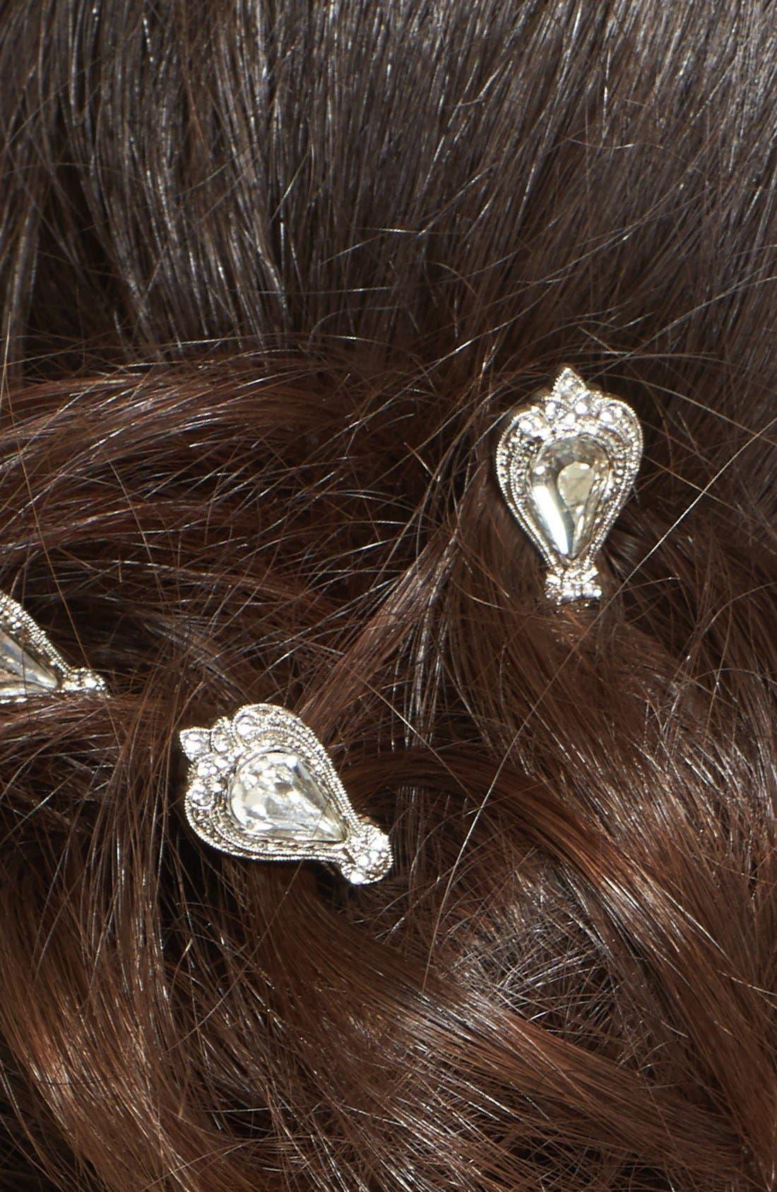Alternate Image 2  - Nina Victorian Hairpins (Set of 3)