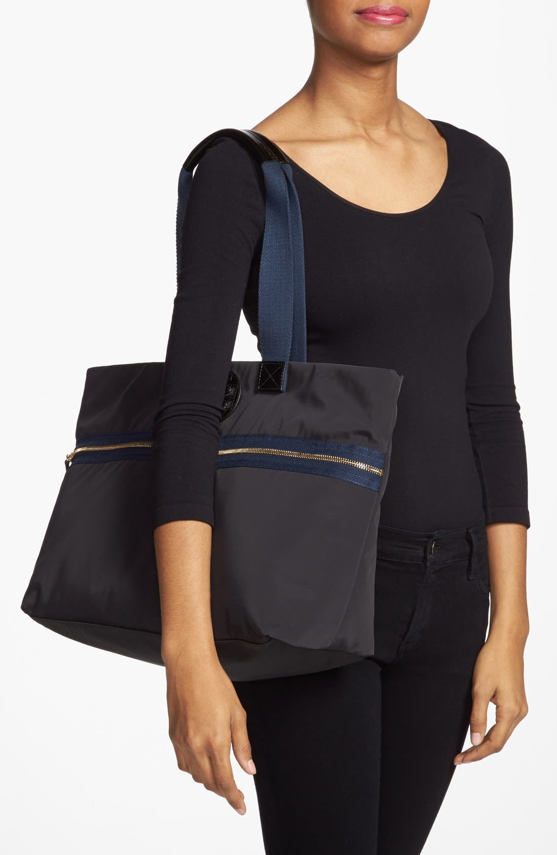 Alternate Image 2  - Tory Burch Nylon Tote