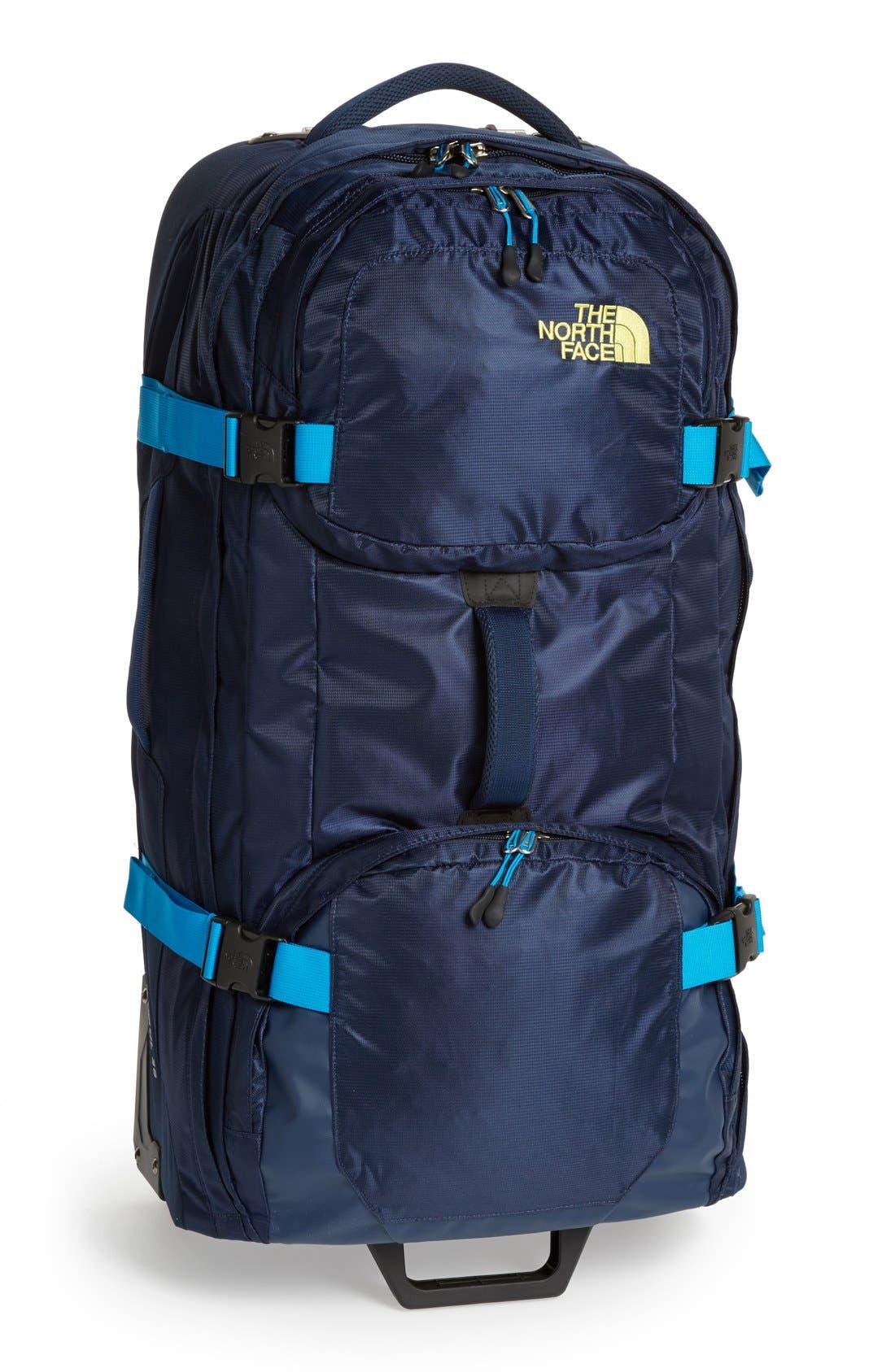 Main Image - The North Face 'Longhaul' Rolling Duffel Bag (30 Inch)