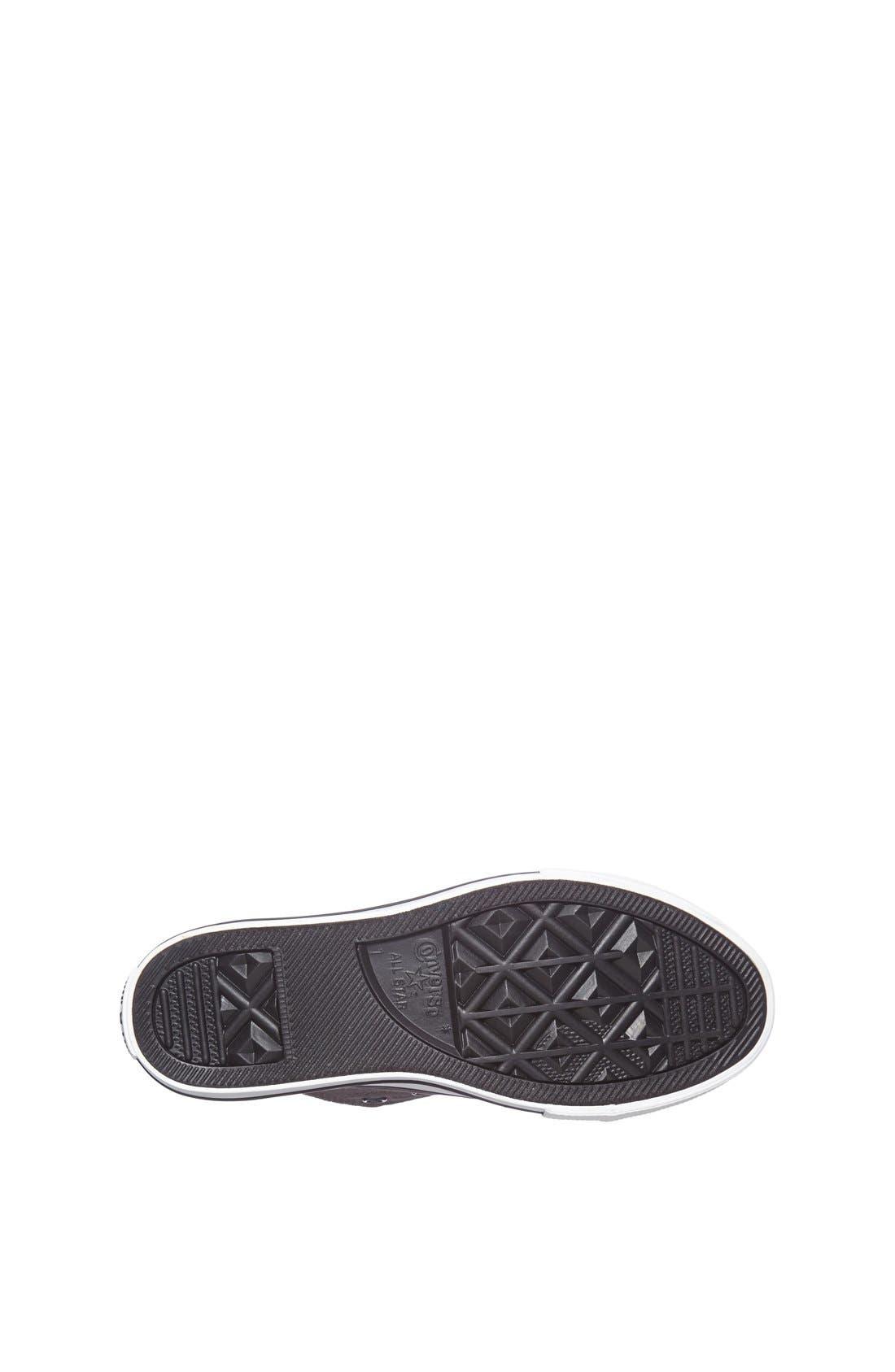 Alternate Image 4  - Converse Chuck Taylor® Double Zip Sneaker (Toddler, Little Kid & Big Kid)