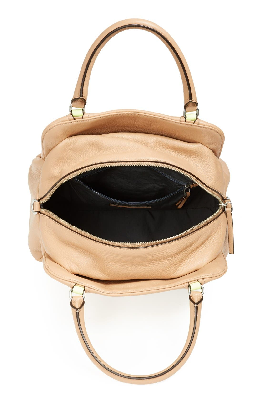 Alternate Image 3  - MARC BY MARC JACOBS 'Q' Leather Satchel