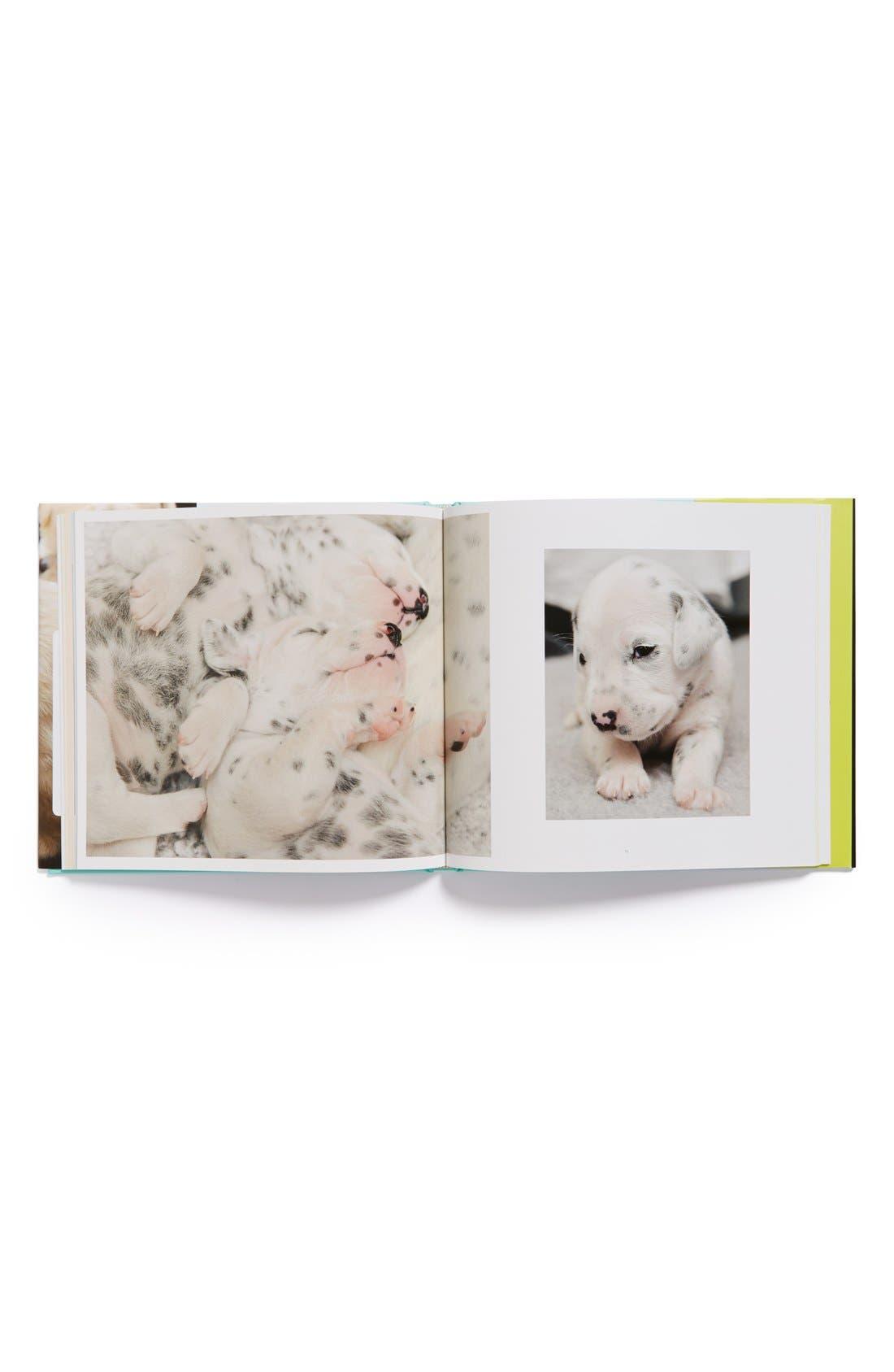 Alternate Image 2  - 'Newborn Puppies' Book