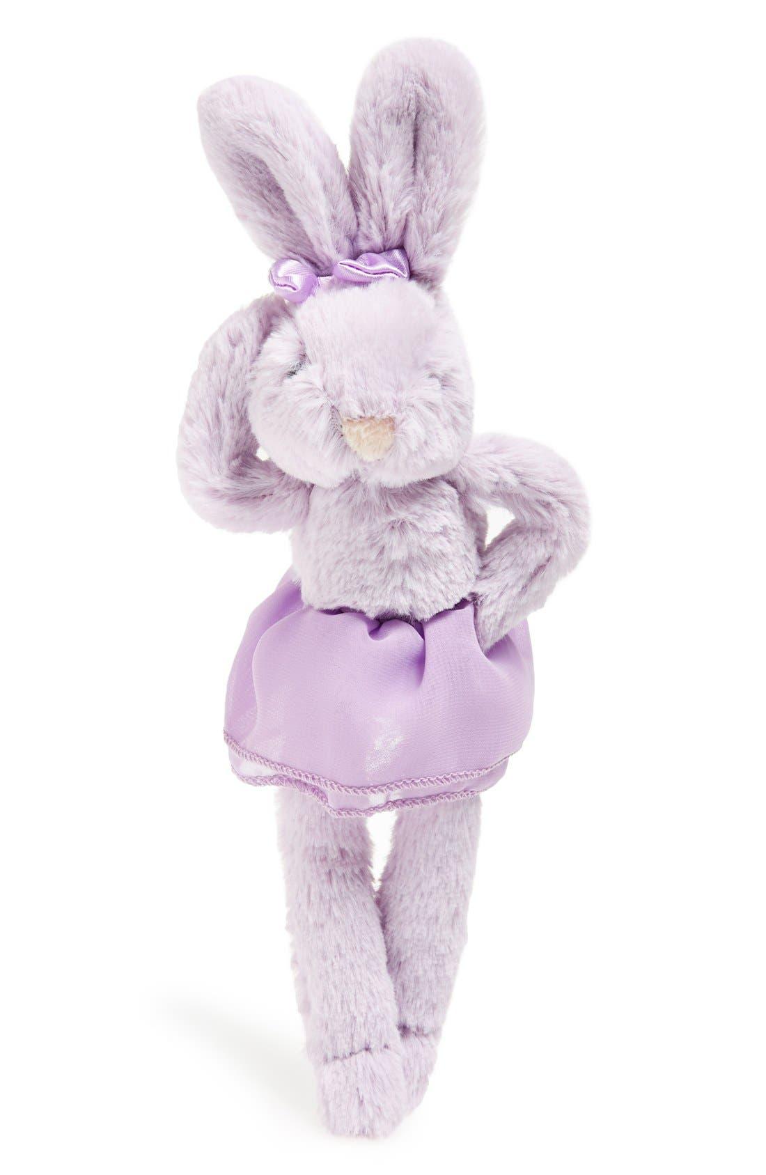 Jellycat 'Plum Bunny' Stuffed Animal