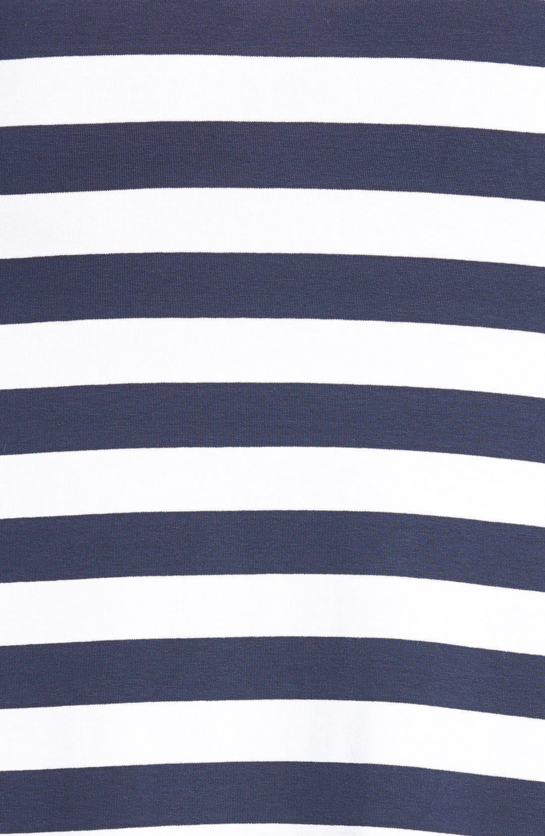 Alternate Image 3  - Ella Moss 'Isla' Stripe Wrap Front Skirt